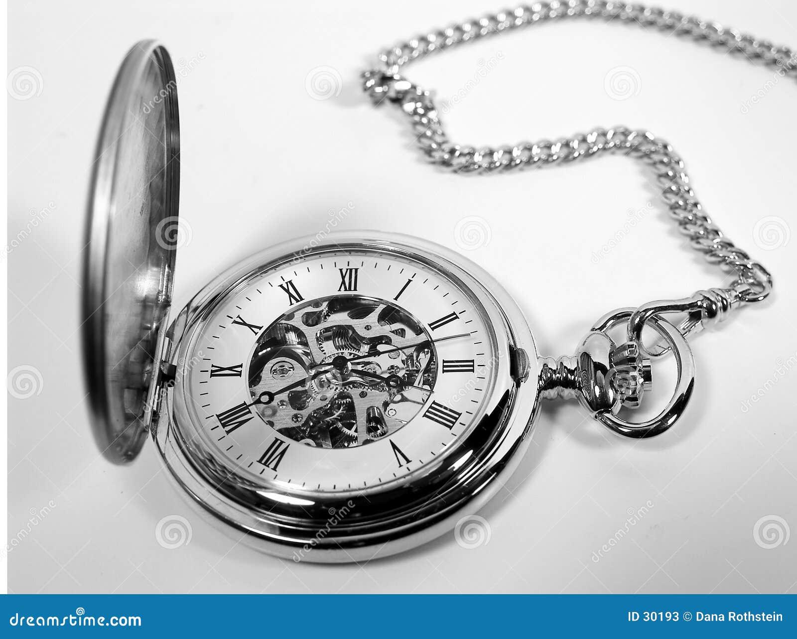 Antyczne kieszonkowy zegarek