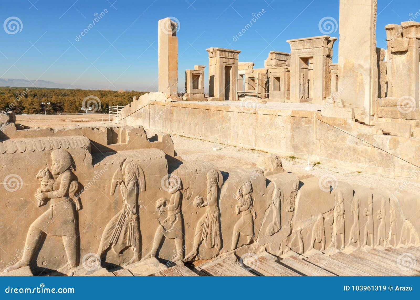 Antyczny kapitał persy