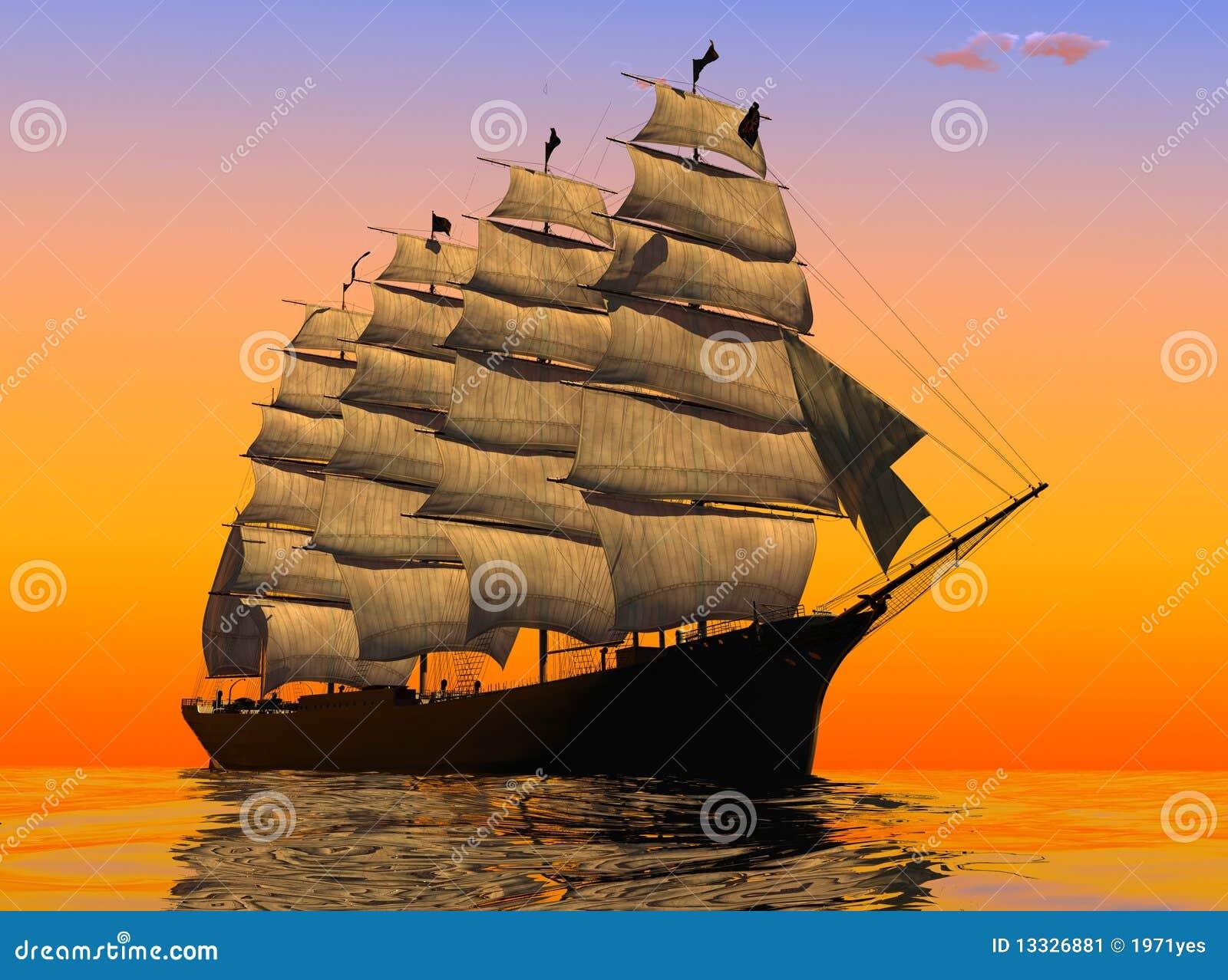 Antyczny statek