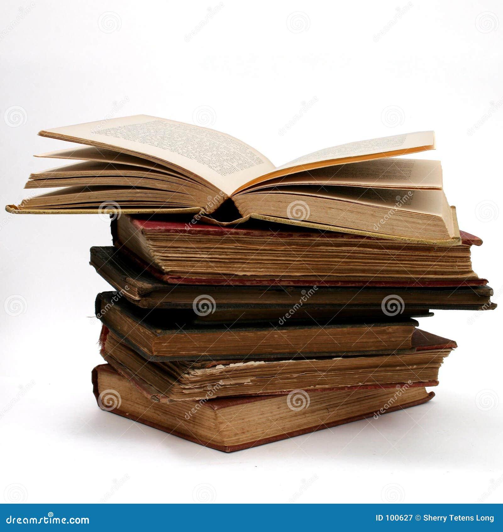 Antykwarska stack księgowa