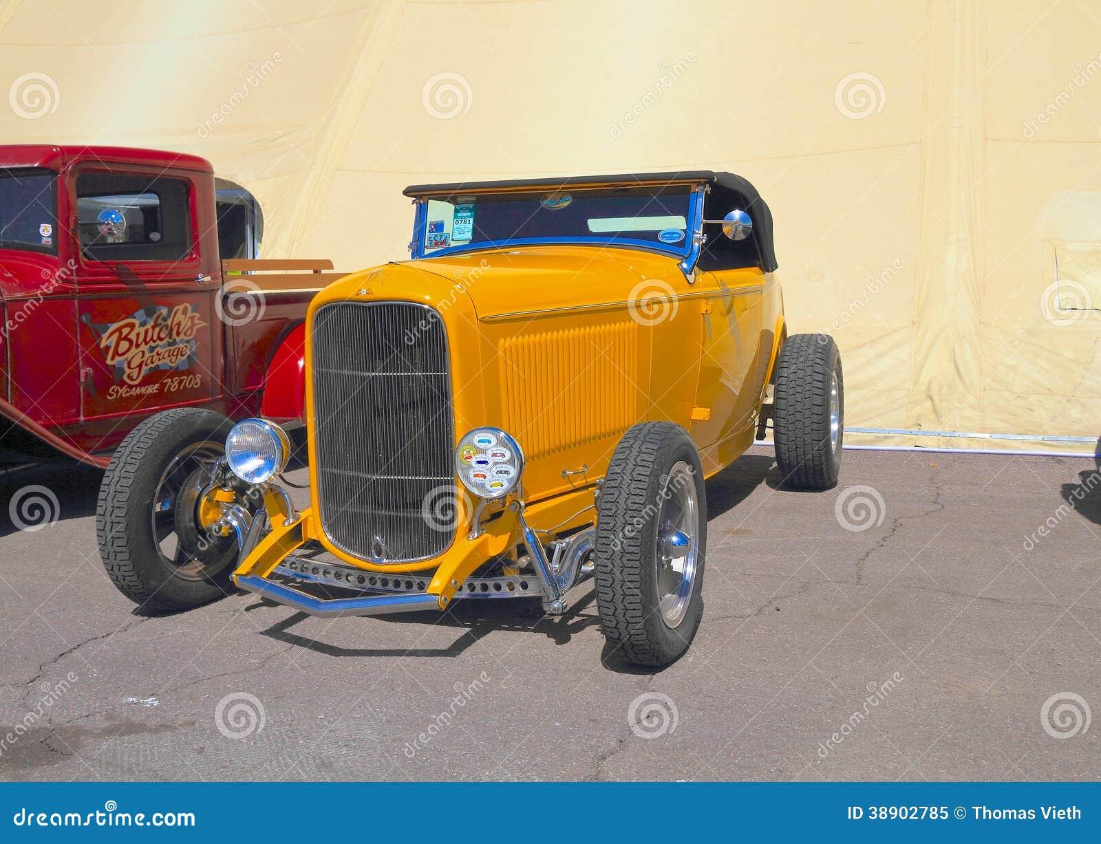 Antykwarski samochód: 1932 Ford terenówka