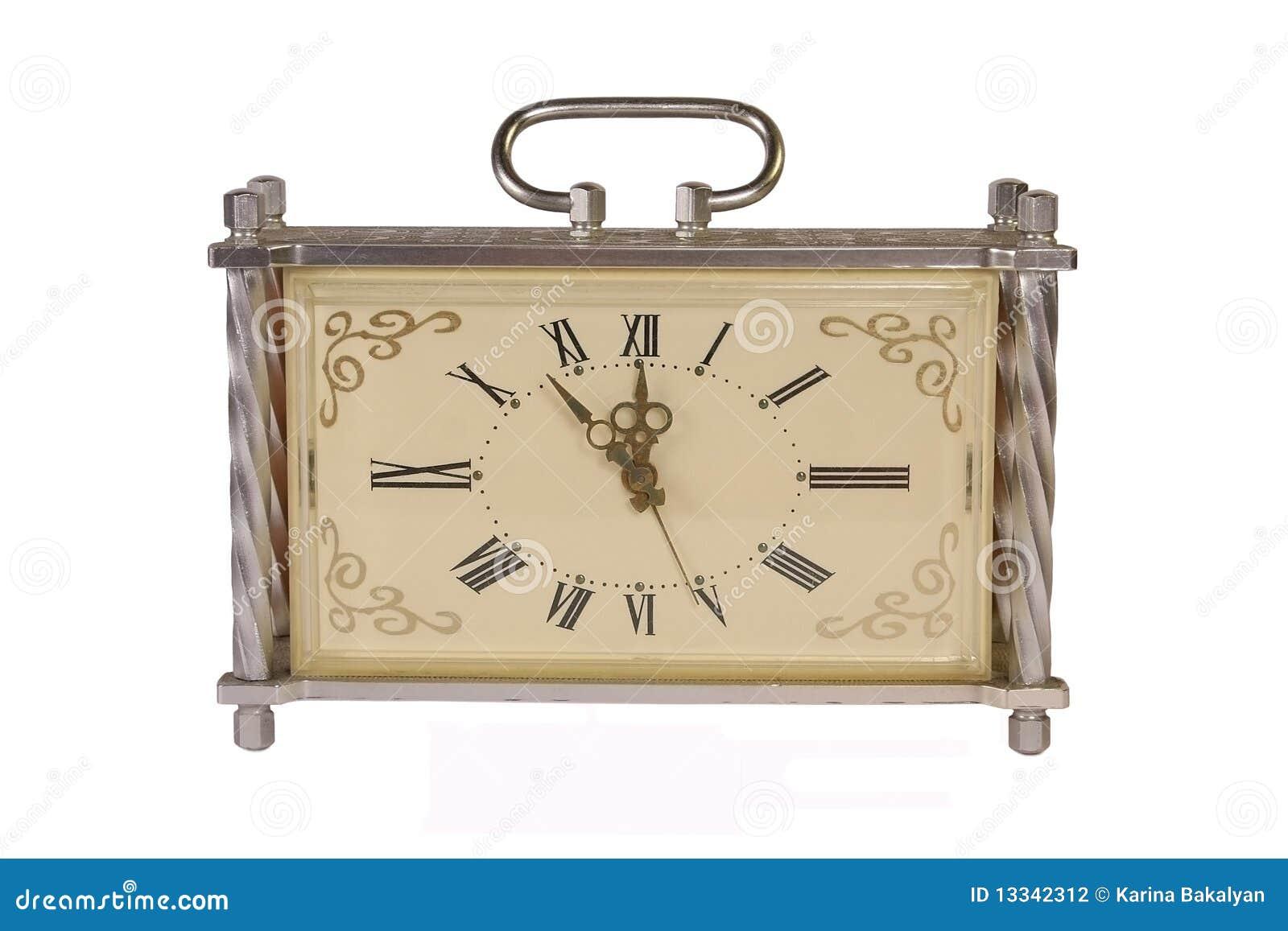 Antykwarski zegar