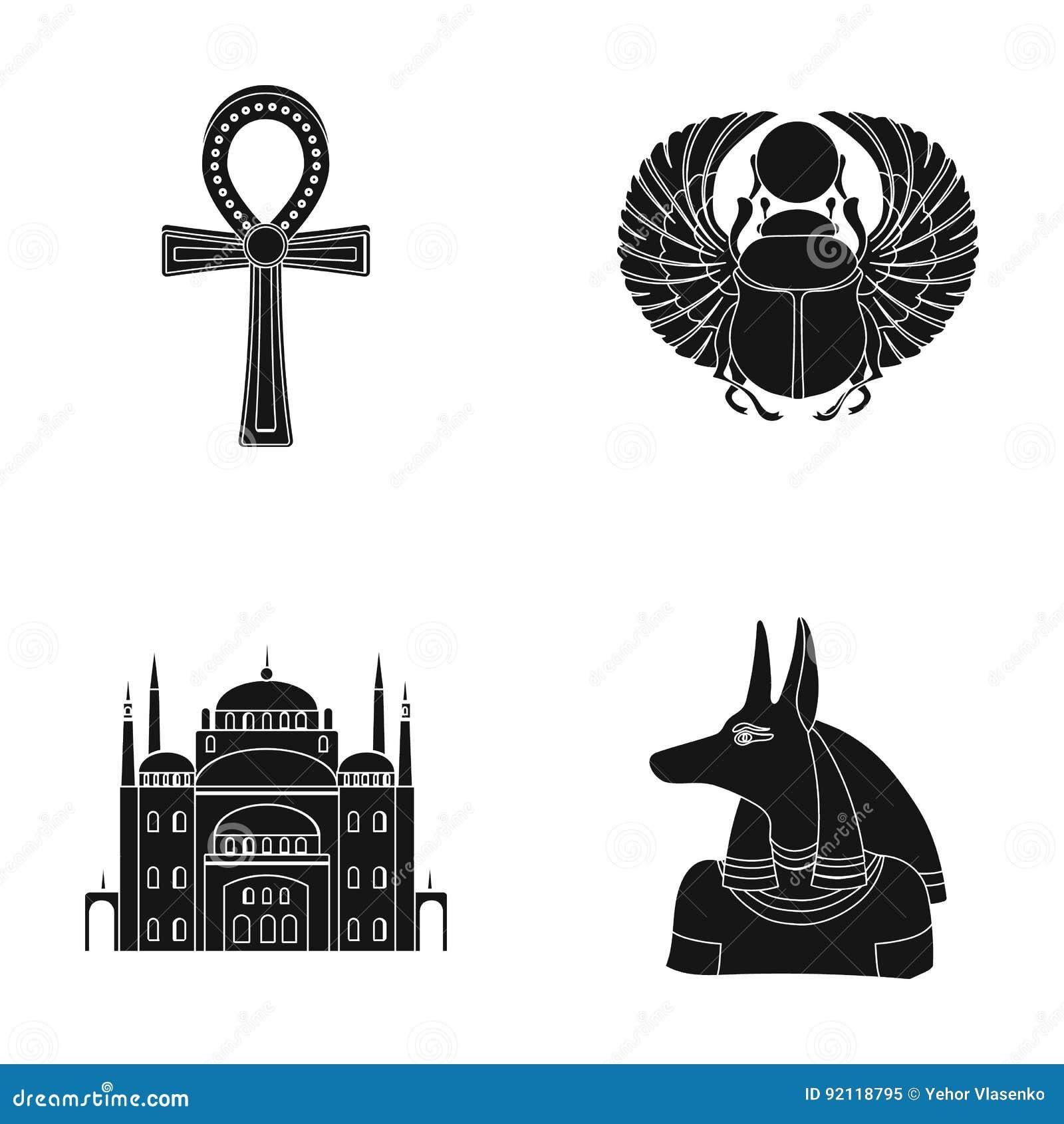 Anubis Zeichen