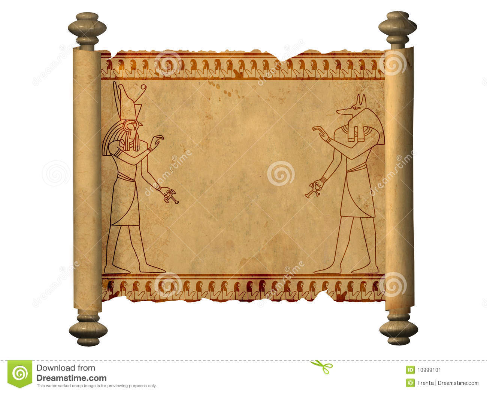 Anubis horus