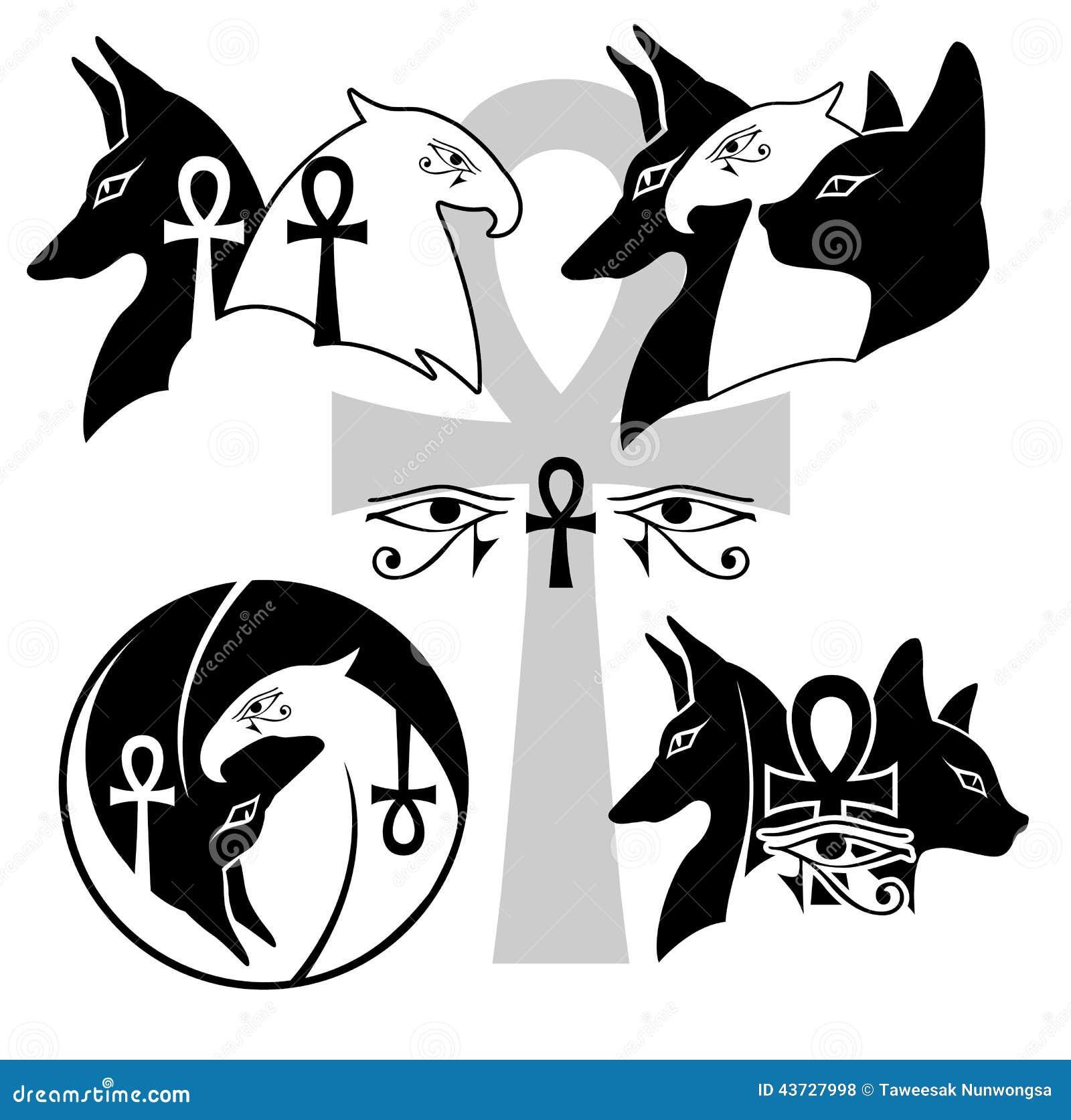 egypt symbols eye