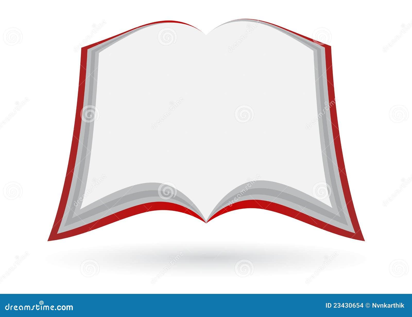 Anule o livro aberto