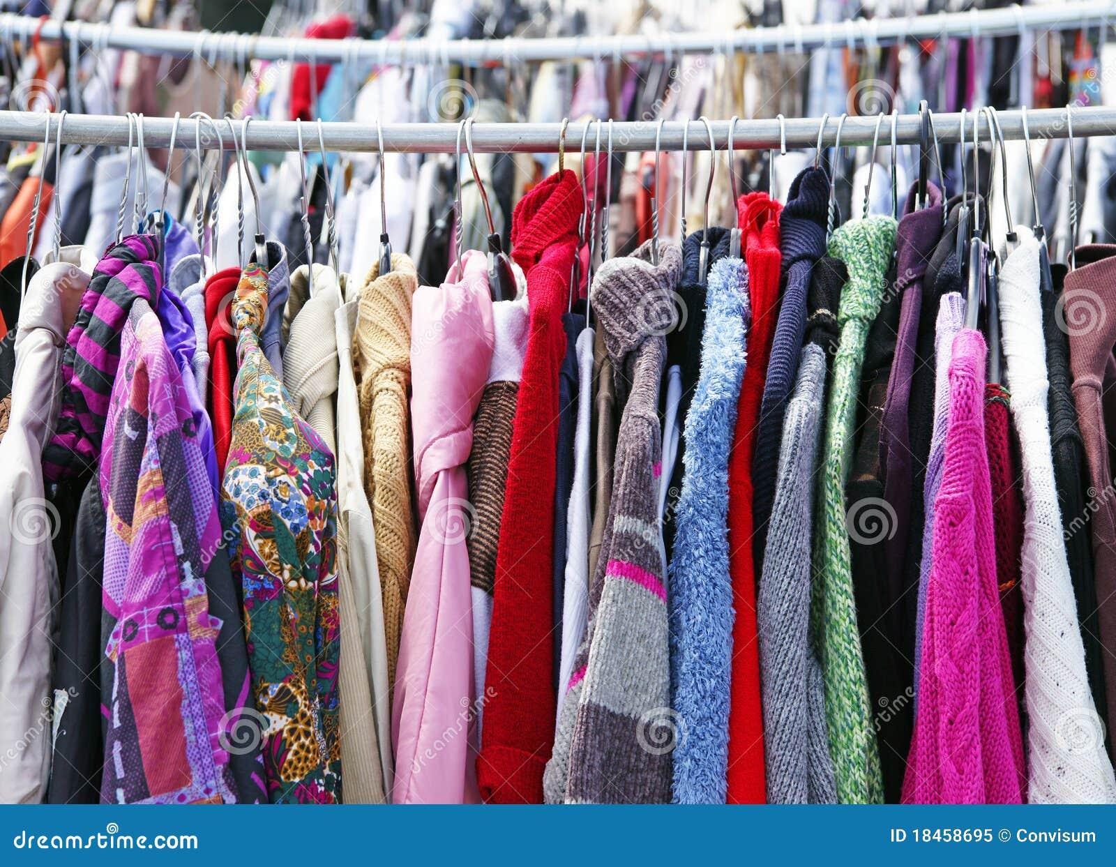 Använd kläderkugge