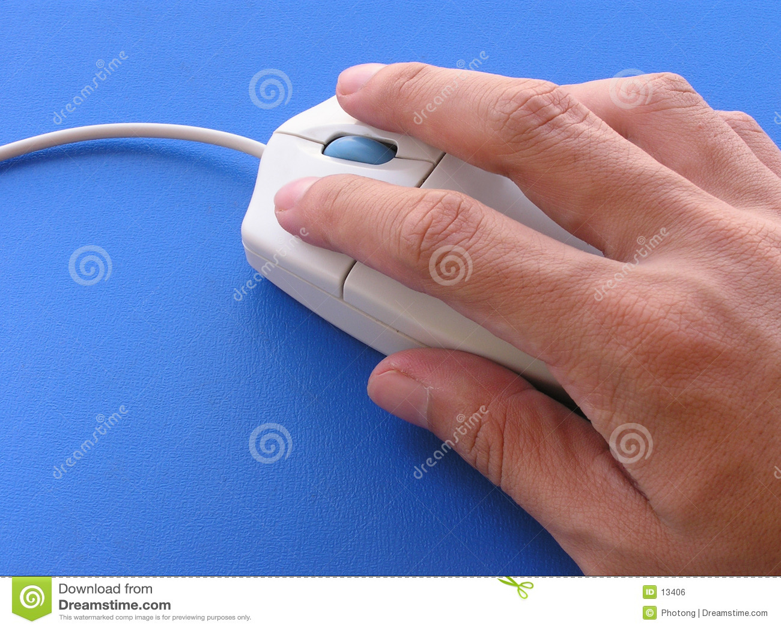 Använda för mus