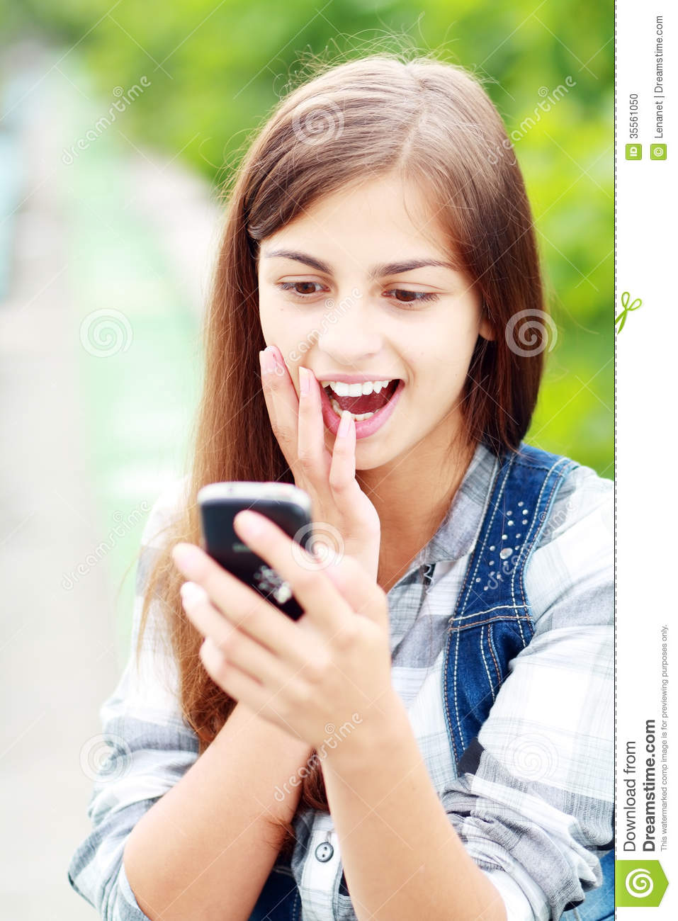 Anxcios Young Stock Photo Image Of Female, Network, Mouth -6317