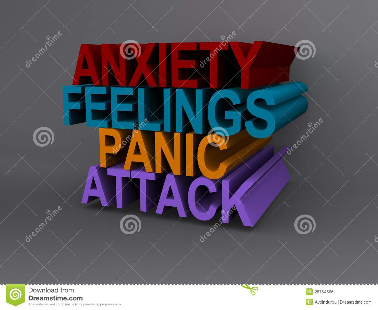 anxiety attack relief