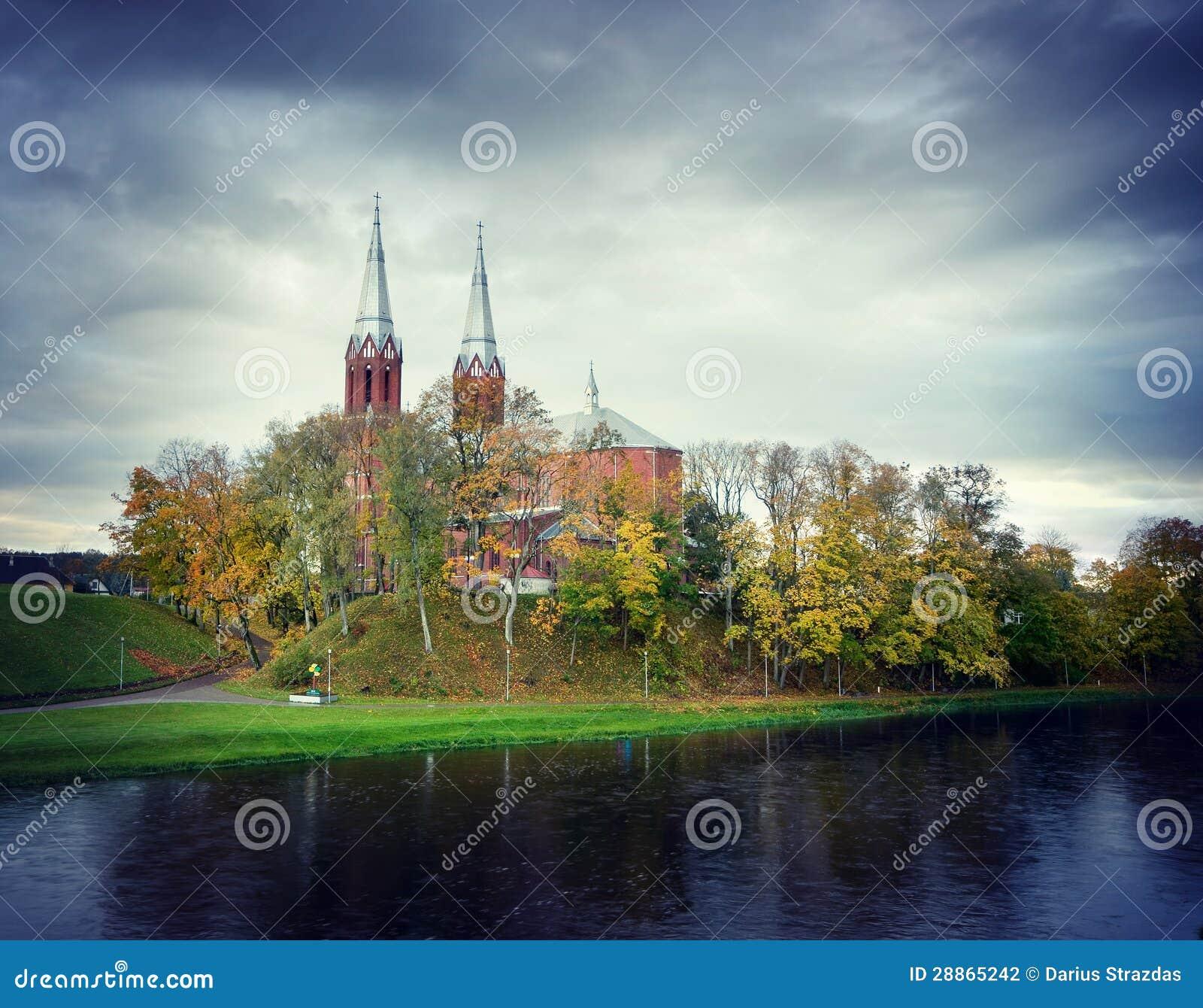 Anyksciai kyrka
