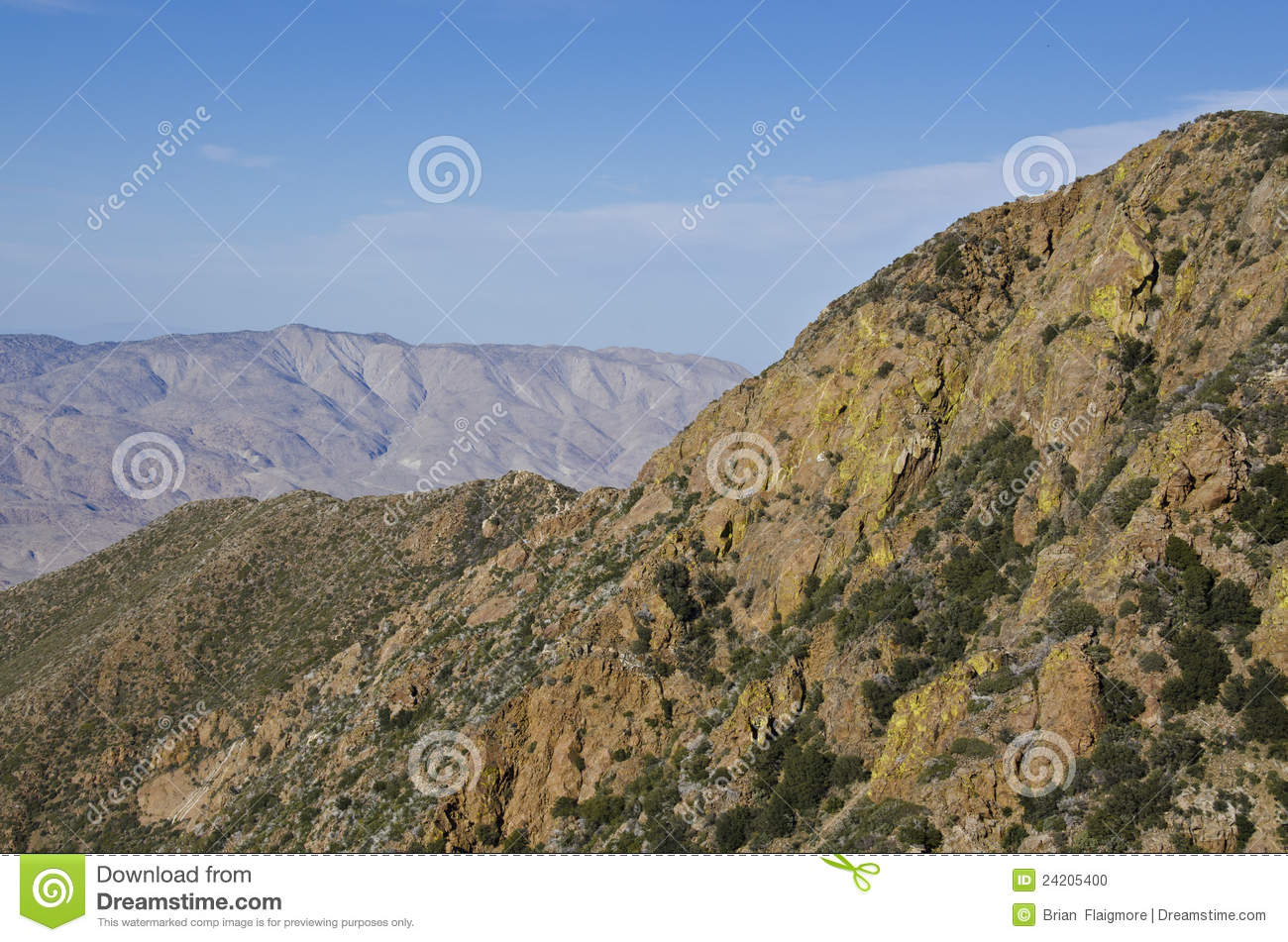 anza borrego desert stock photo image 24205400