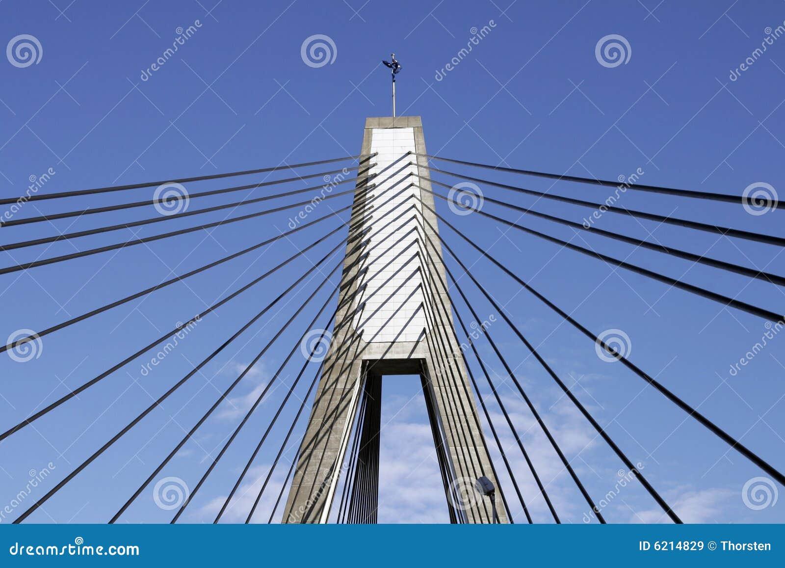 Anzac γέφυρα Σύδνεϋ της Αυστρα