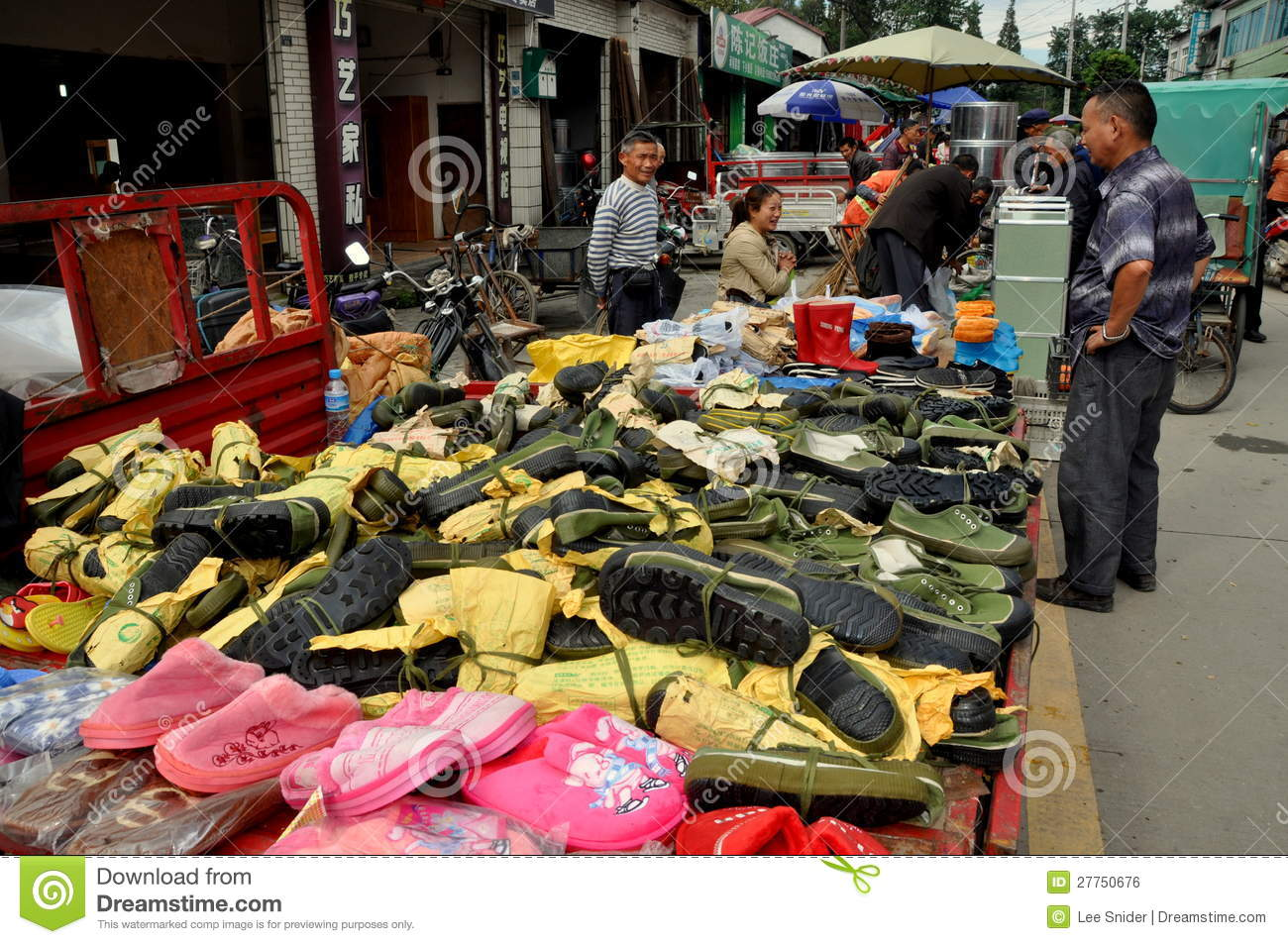 Chinese Shoes For Sale
