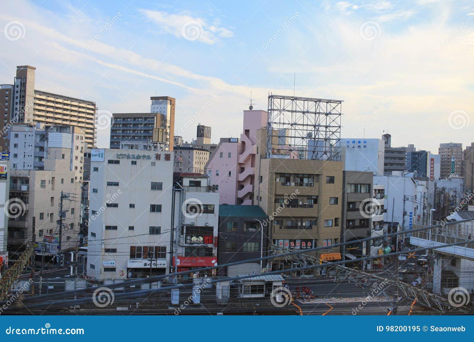 Download Aof Хиросима Япония Scape города Редакционное Изображение - изображение насчитывающей красивейшее, афоризмов: 98200195
