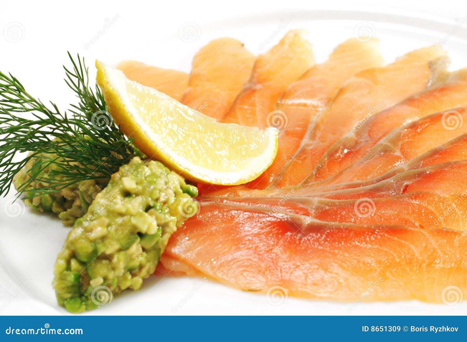 Apéritif - saumon atlantique de Lumière-solted