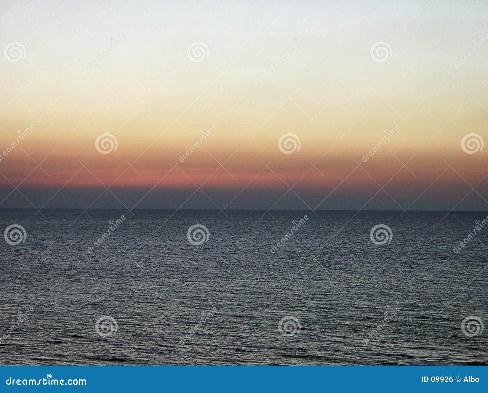 Após o nascer do sol