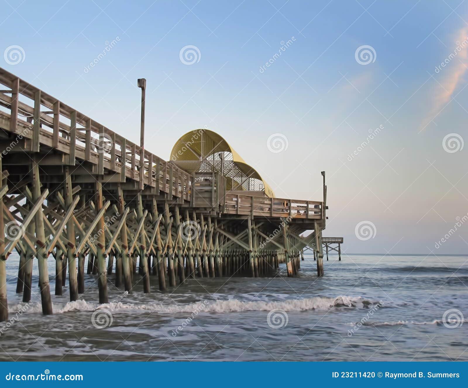 Apache-Pier, Myrtle Beach, South Carolina