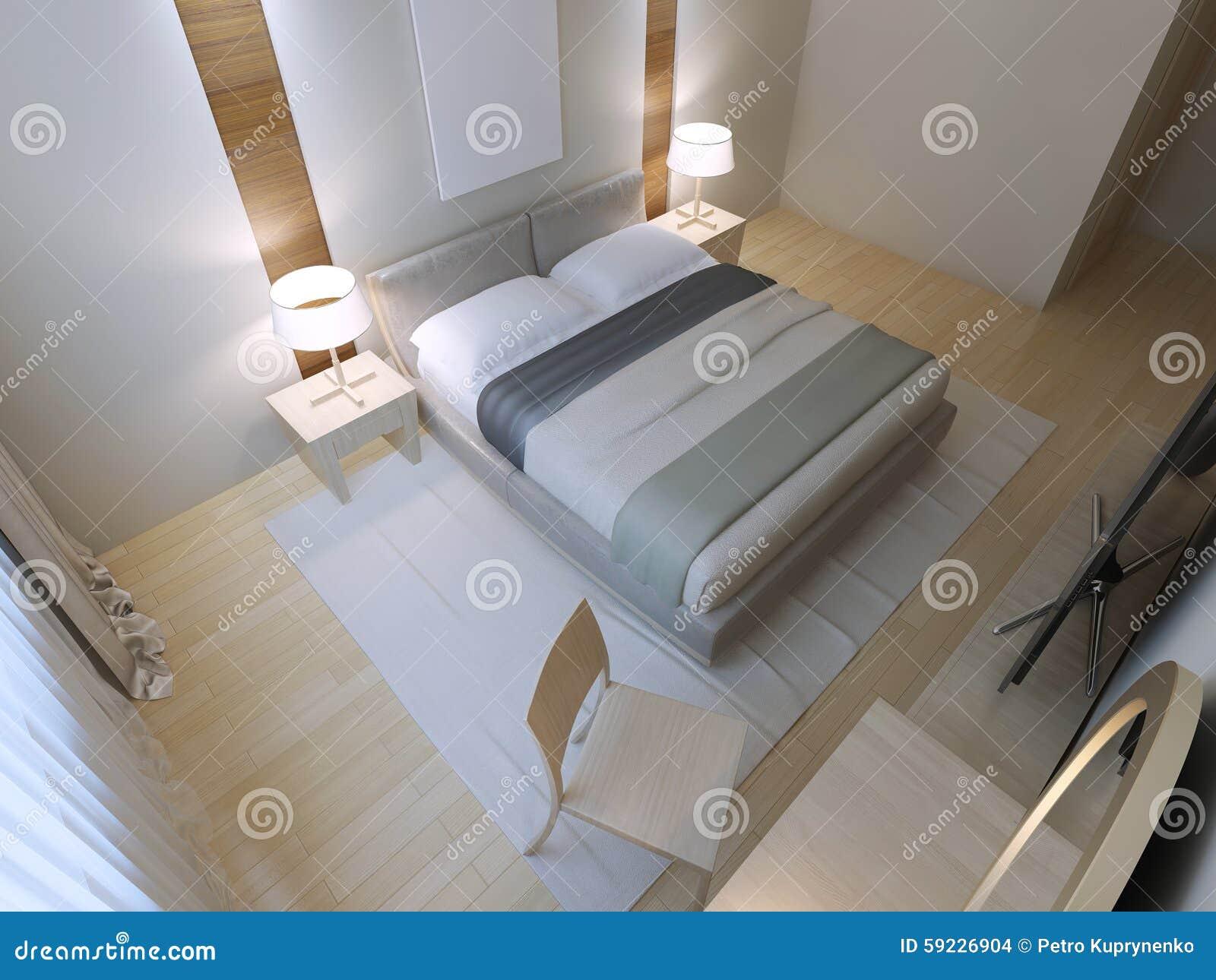 Apartamento contemporáneo del hotel
