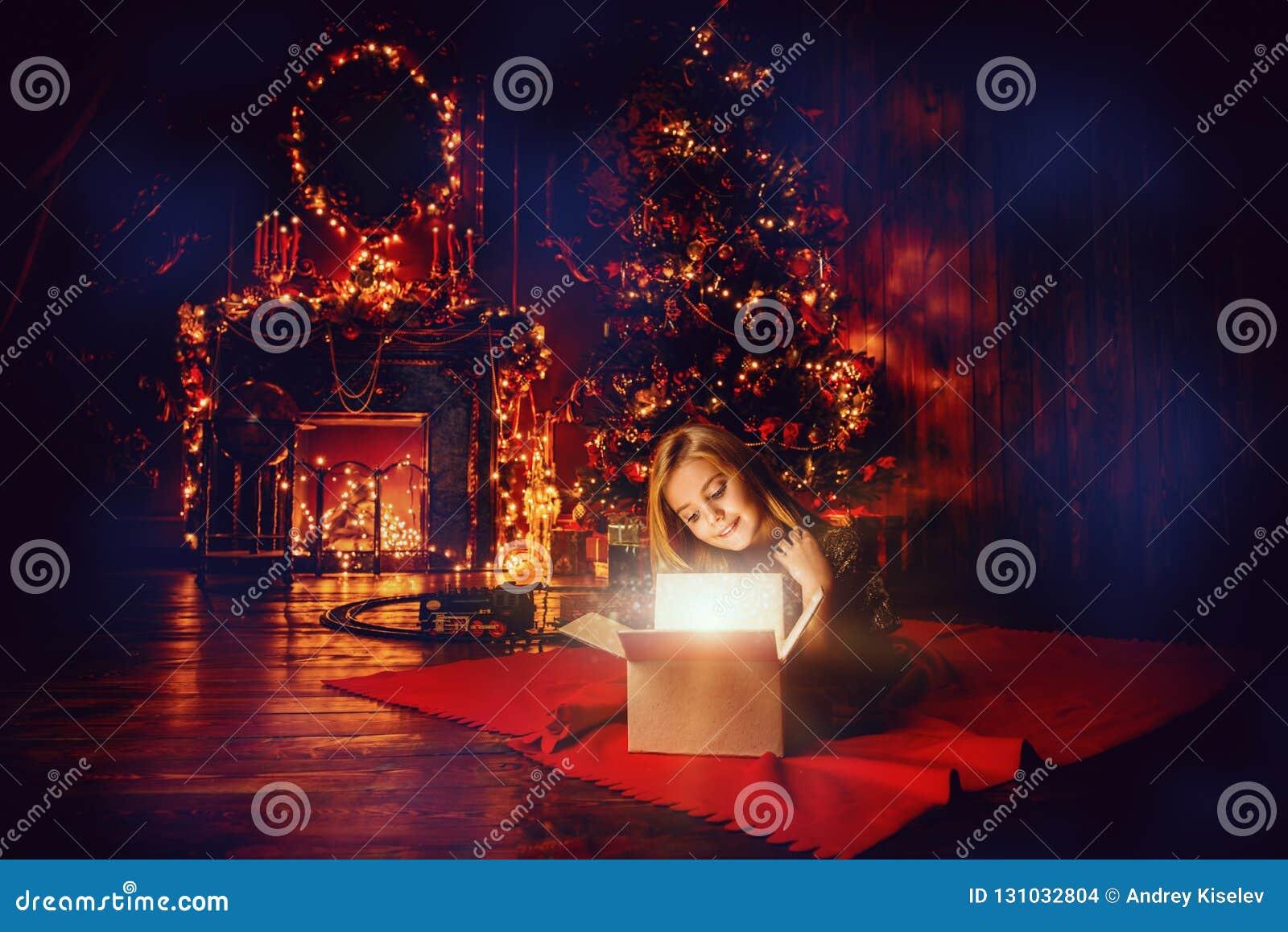 Apartamento lujoso en la Navidad