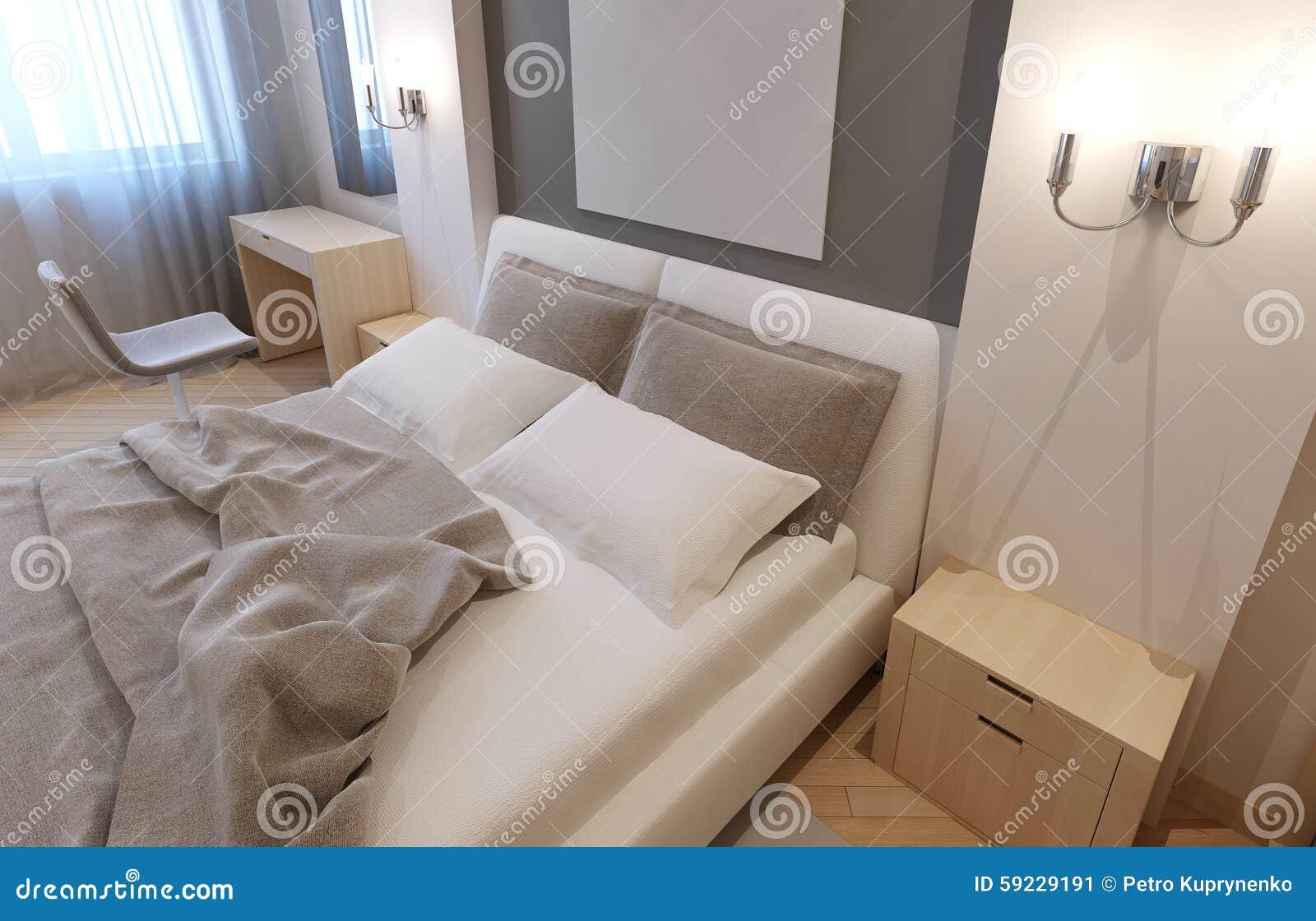 Apartamento moderno del hotel
