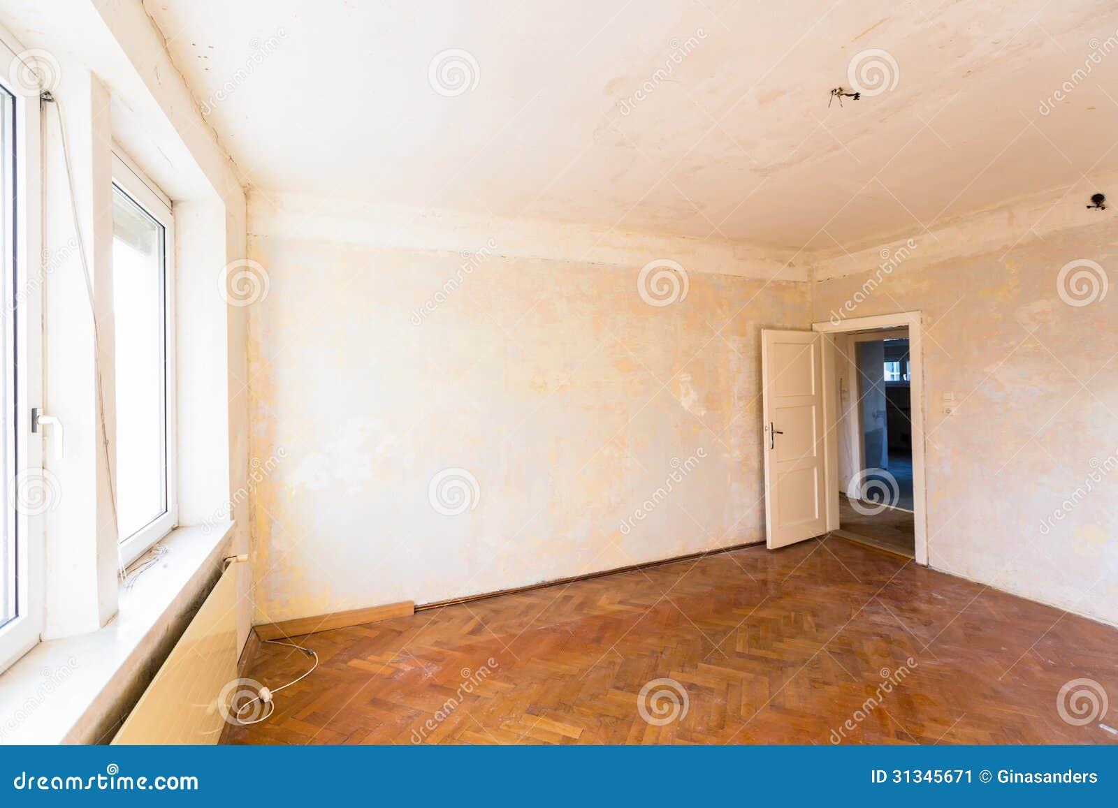 Apartamento a ser renovado