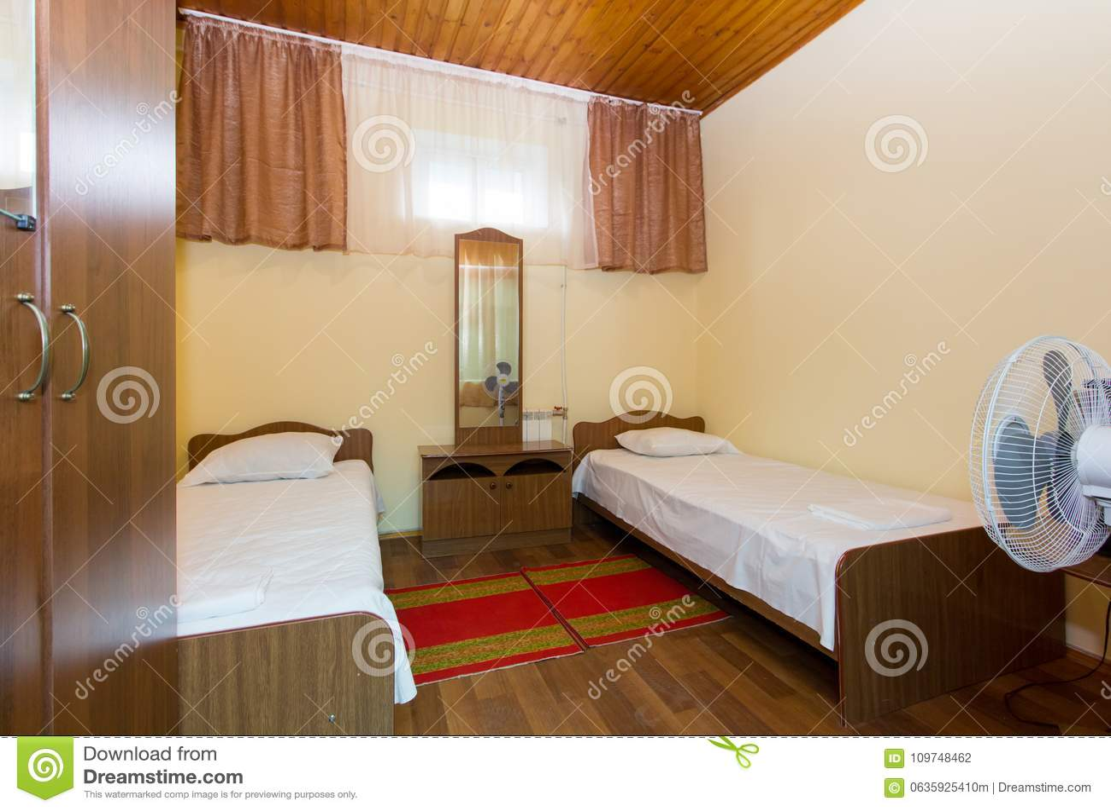 Apartamentos baratos en un hotel