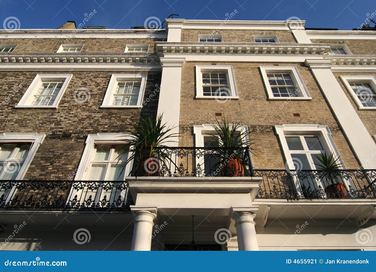 Apartamentos del lujo de londres imagen de archivo - Apartamentos lujo londres ...