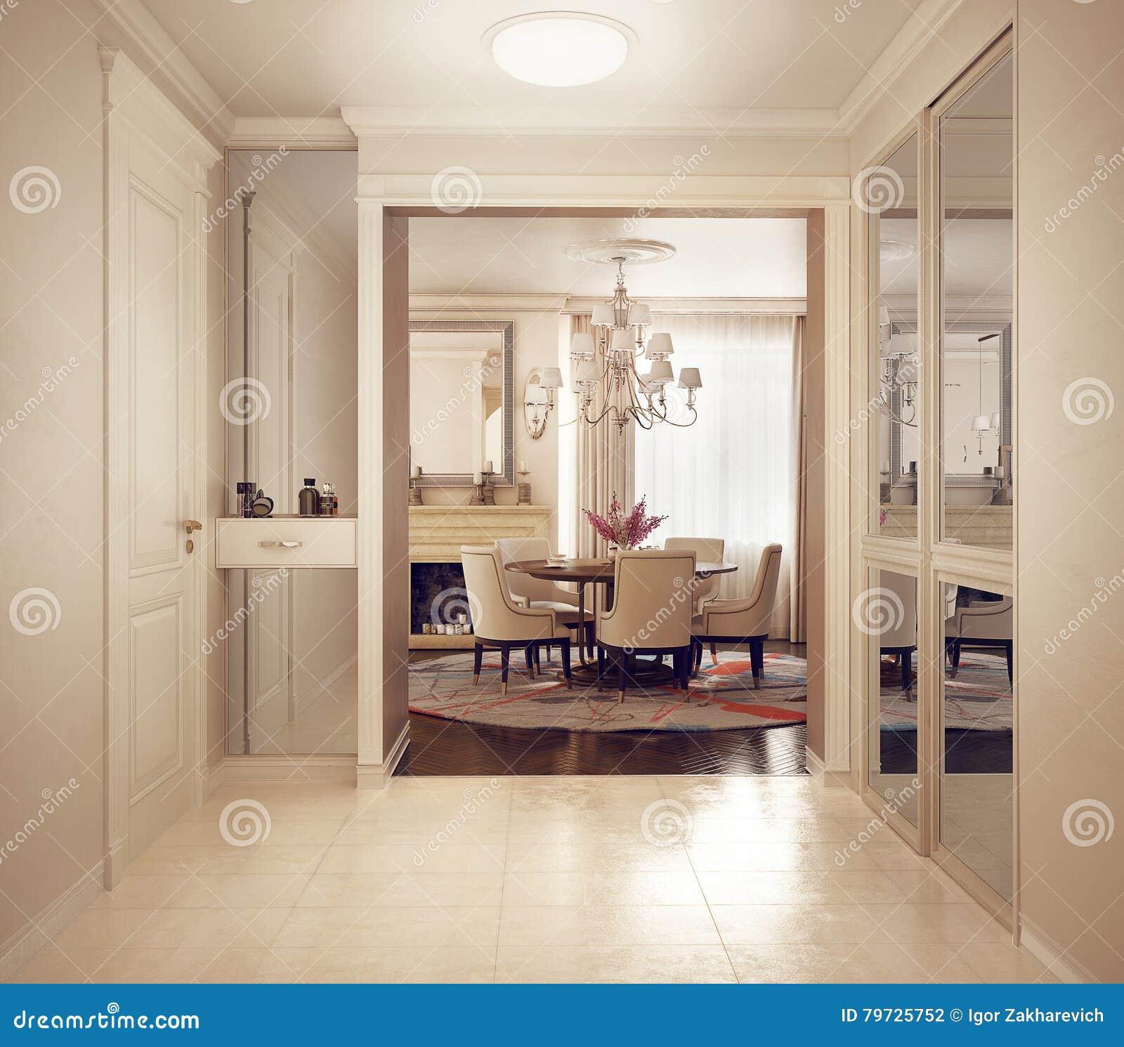 Apartamentos en un estilo moderno