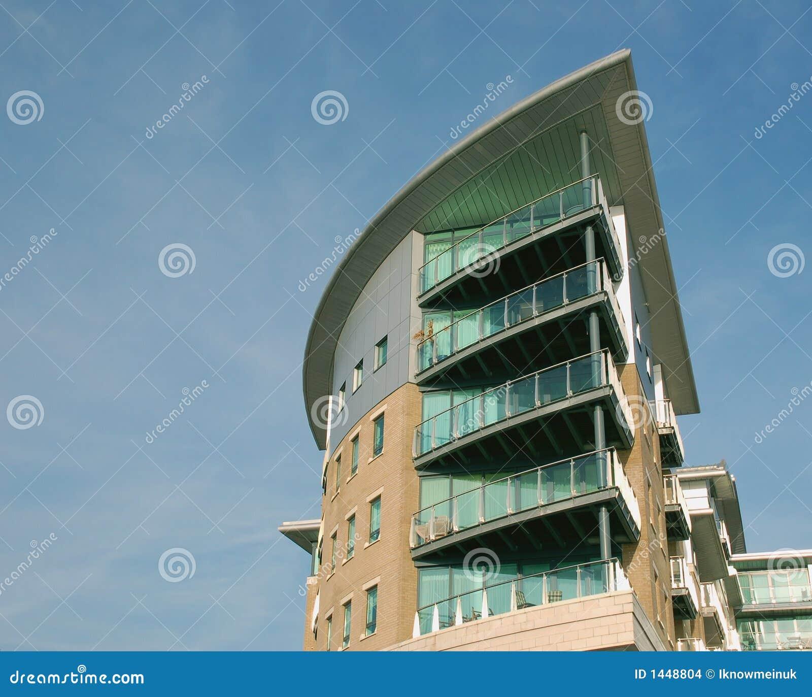Apartamentos modernos 3 imagenes de archivo imagen 1448804 for Aptos modernos
