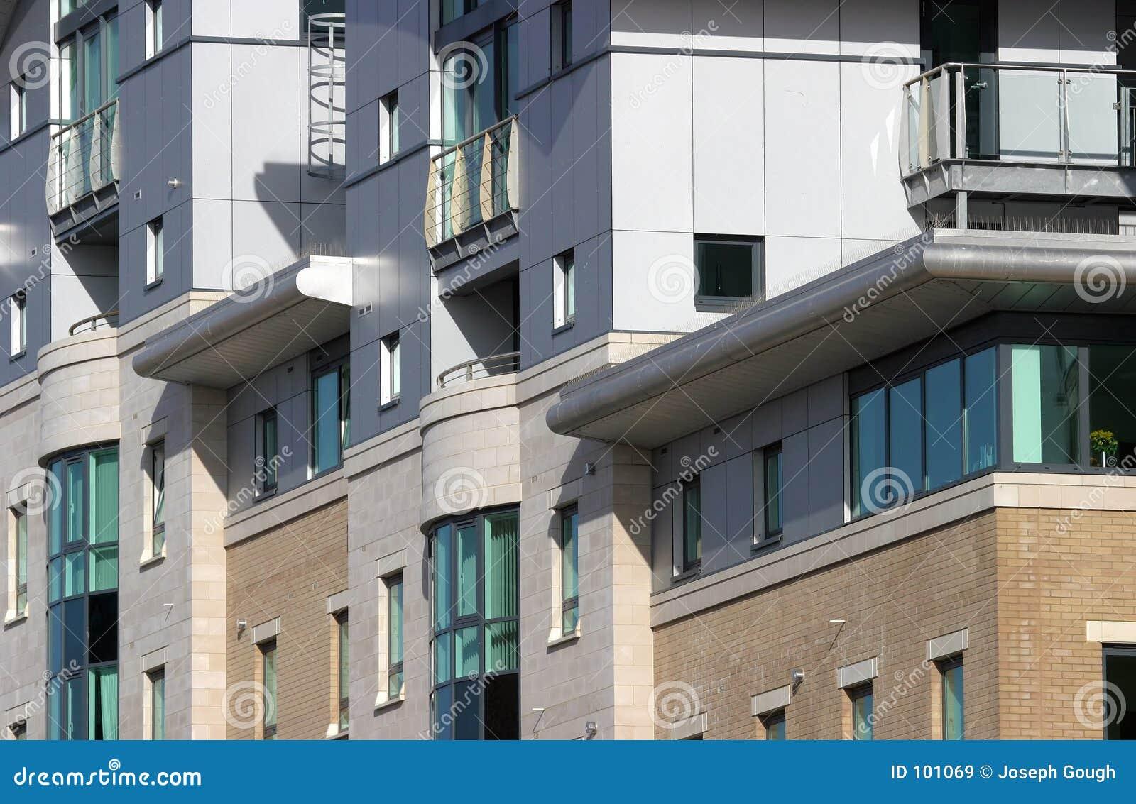 Apartamentos modernos 6