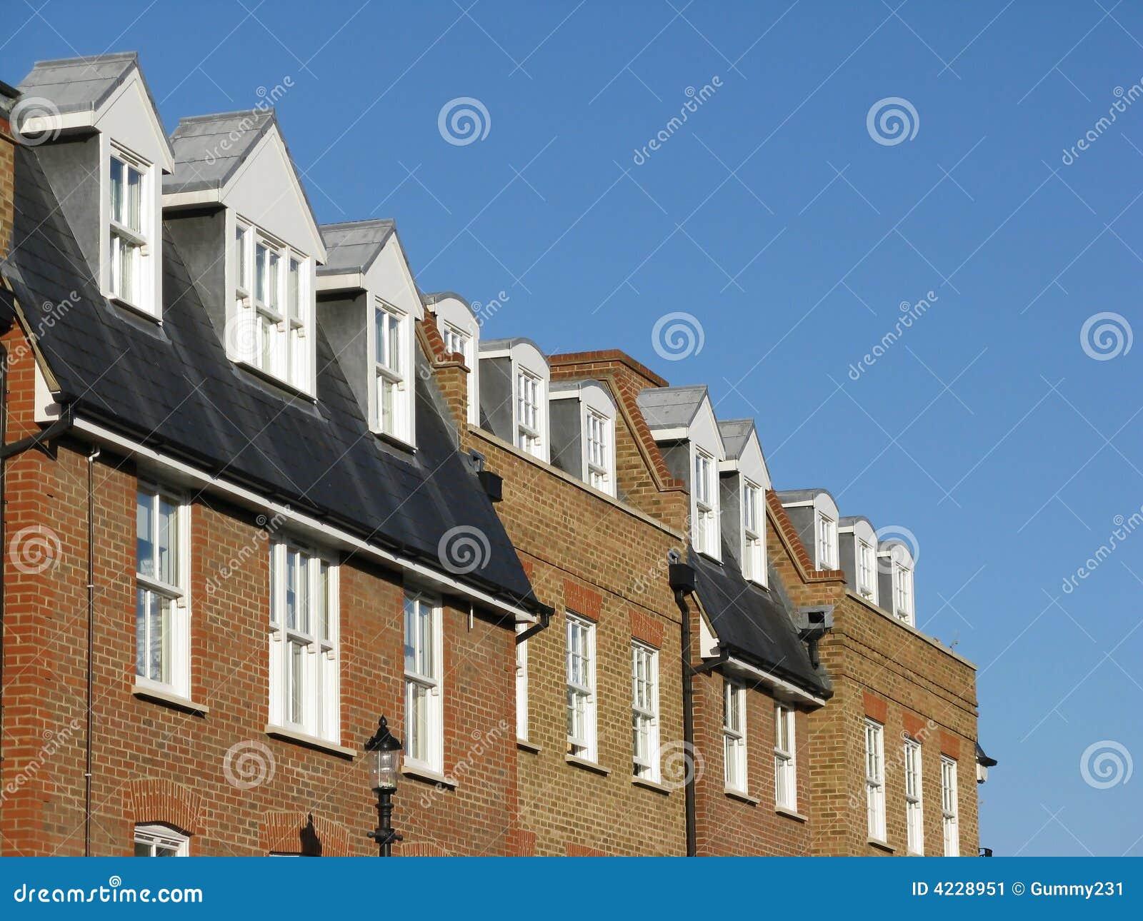 Apartamentos modernos de Londres