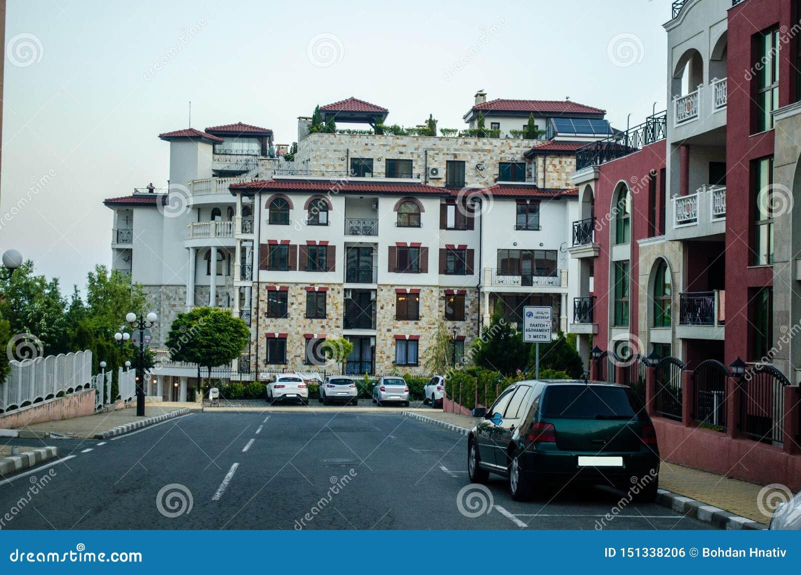 Apartaments в Sveti Vlas