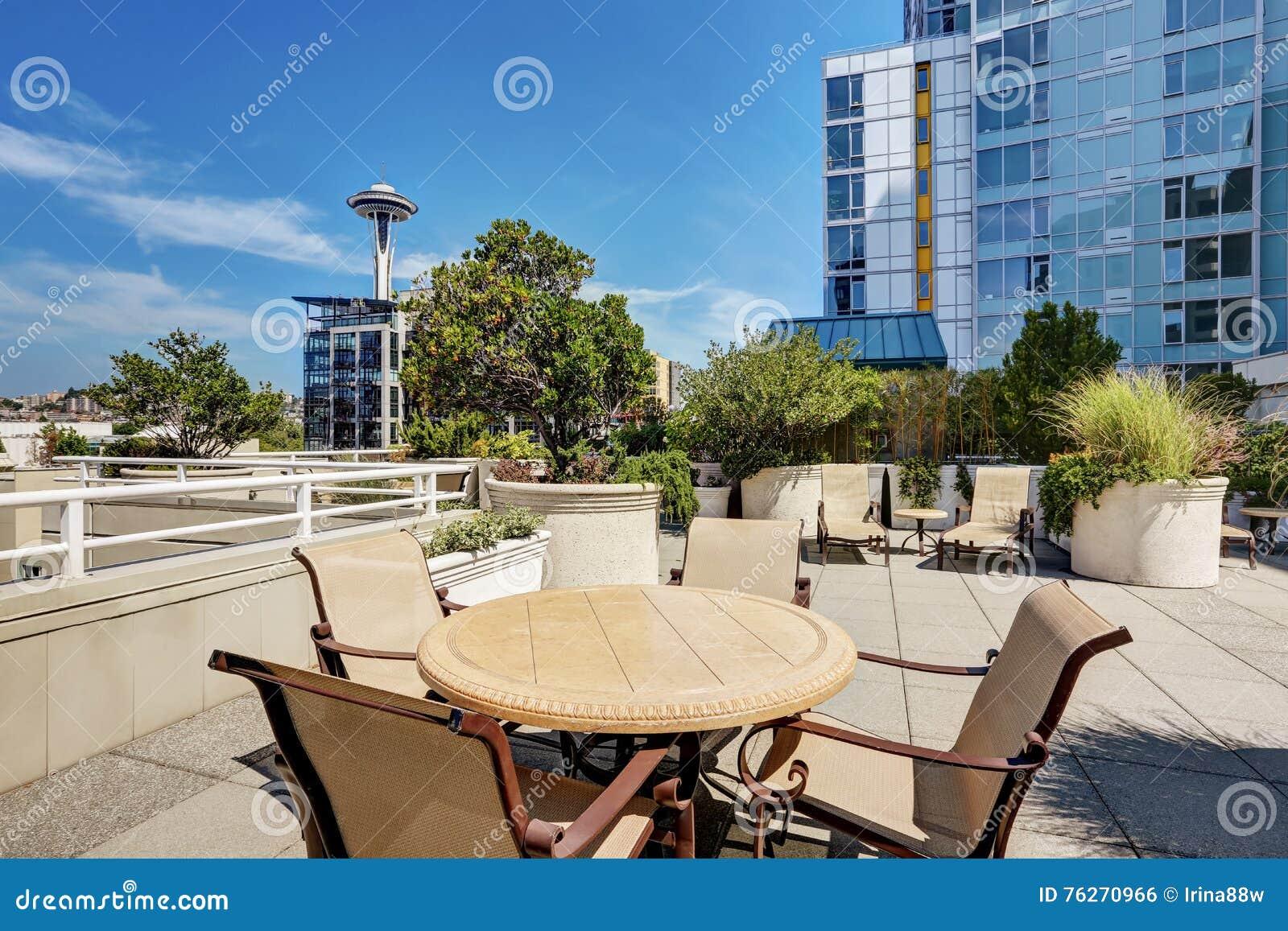 Patio Apartment Building Home Design Ideas