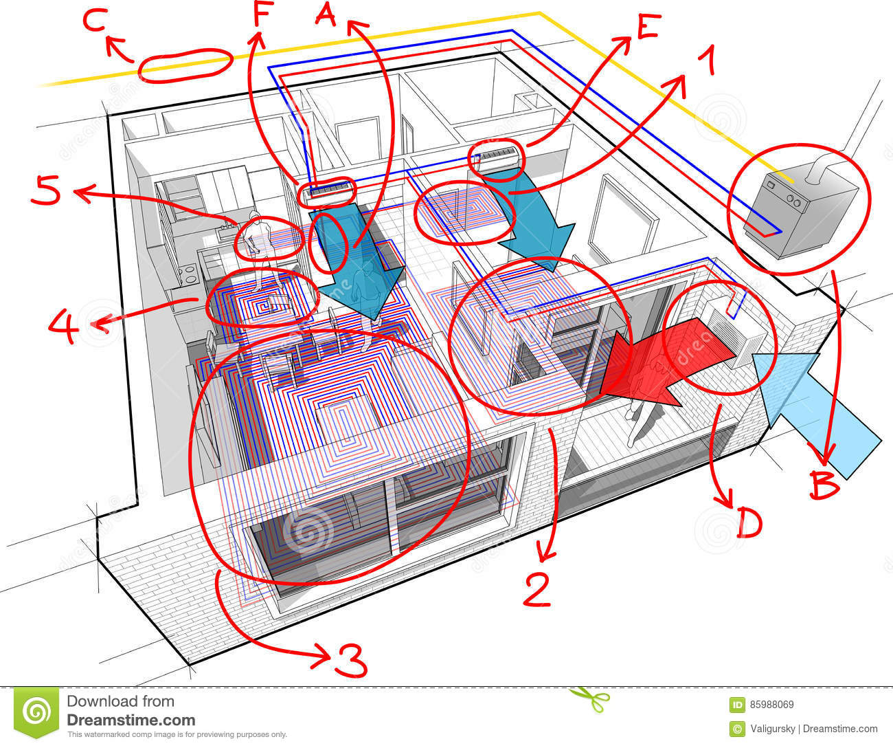 Famous Core Switch Diagram Huge Guitar Toggle Switch Wiring Flat Hss Strat Wiring Gibson Pickup Wiring Colors Youthful Bulldog Car Wiring Diagrams Bright3 Humbucker Strat Apartment Diagram With Underfloor Heating And Gas Water Boiler And ..