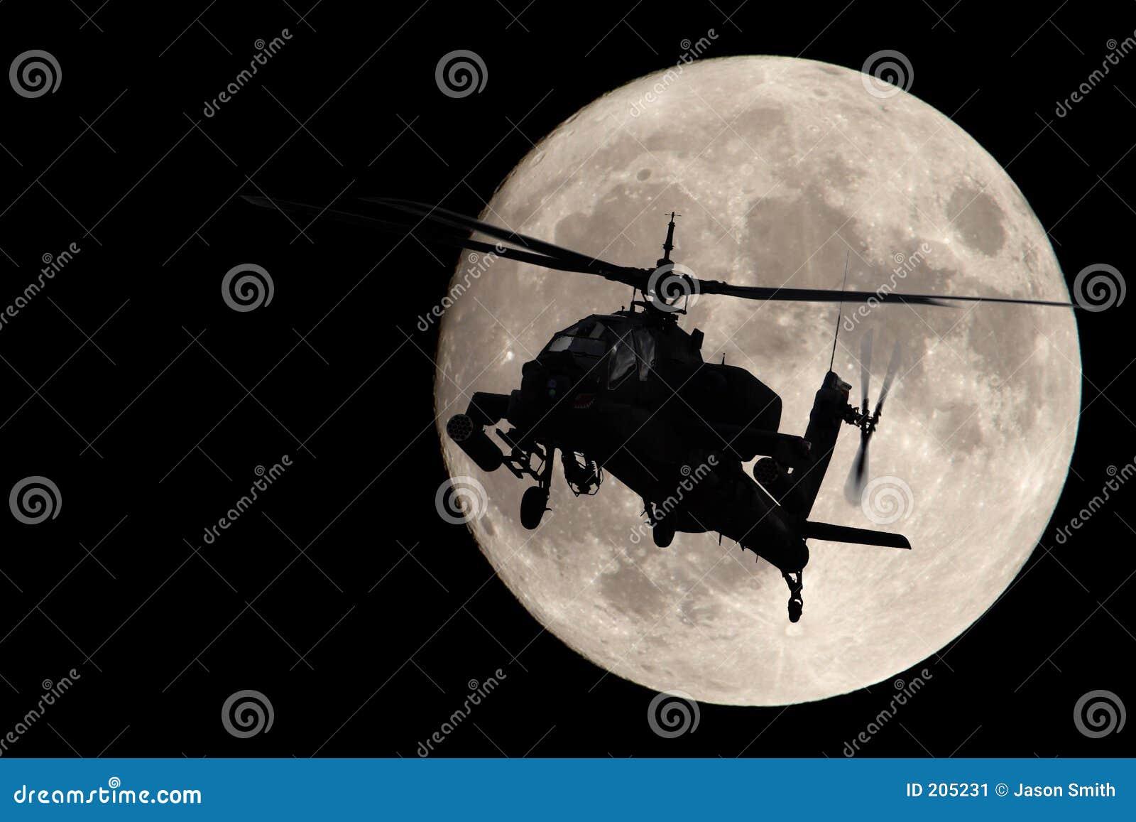 Apasza księżyca