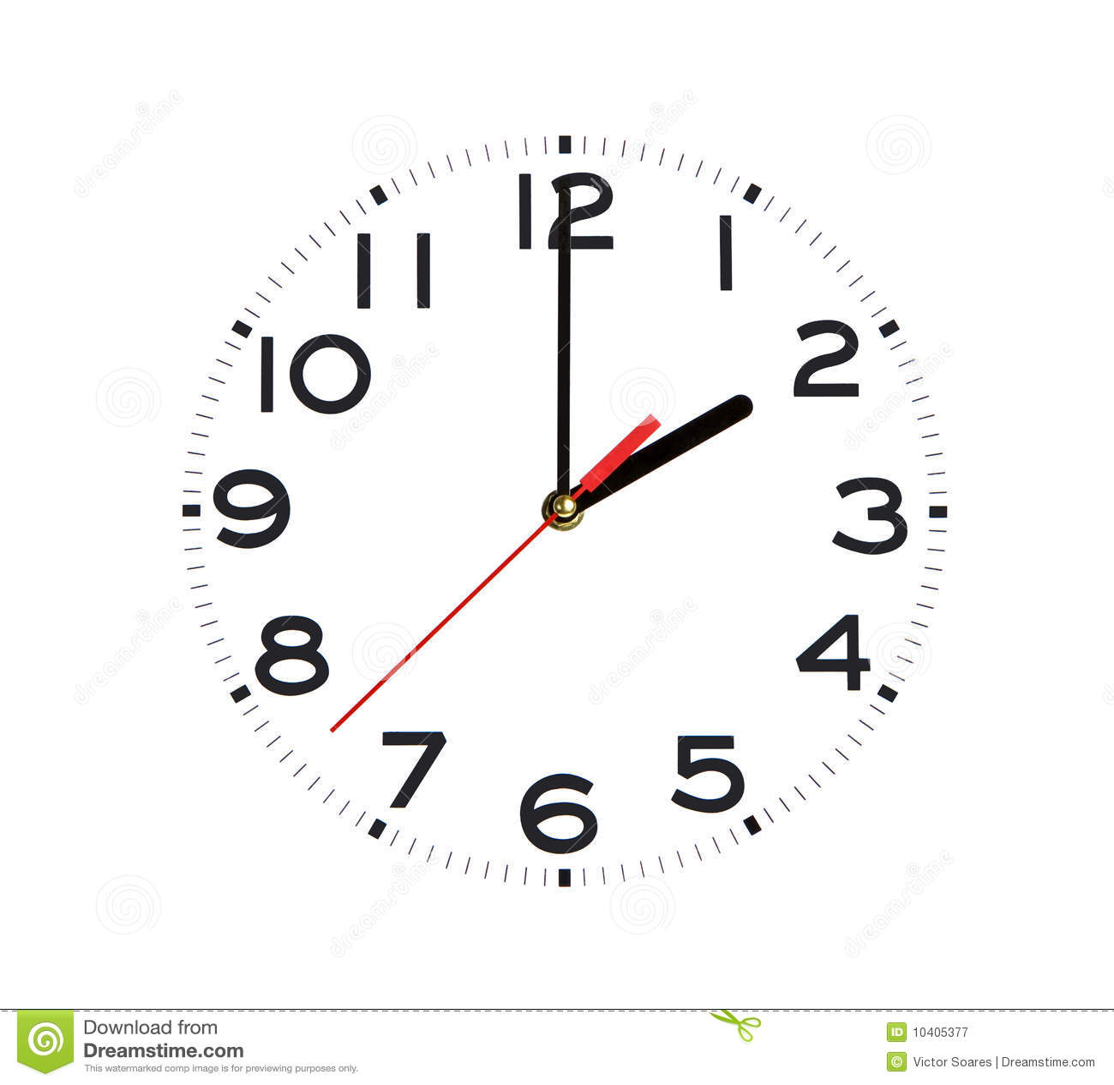 Apenas un reloj