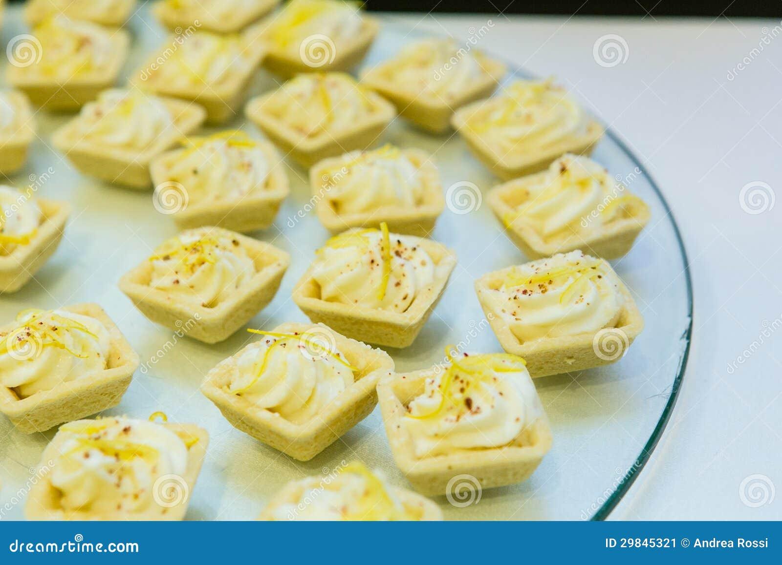 Canape do queijo
