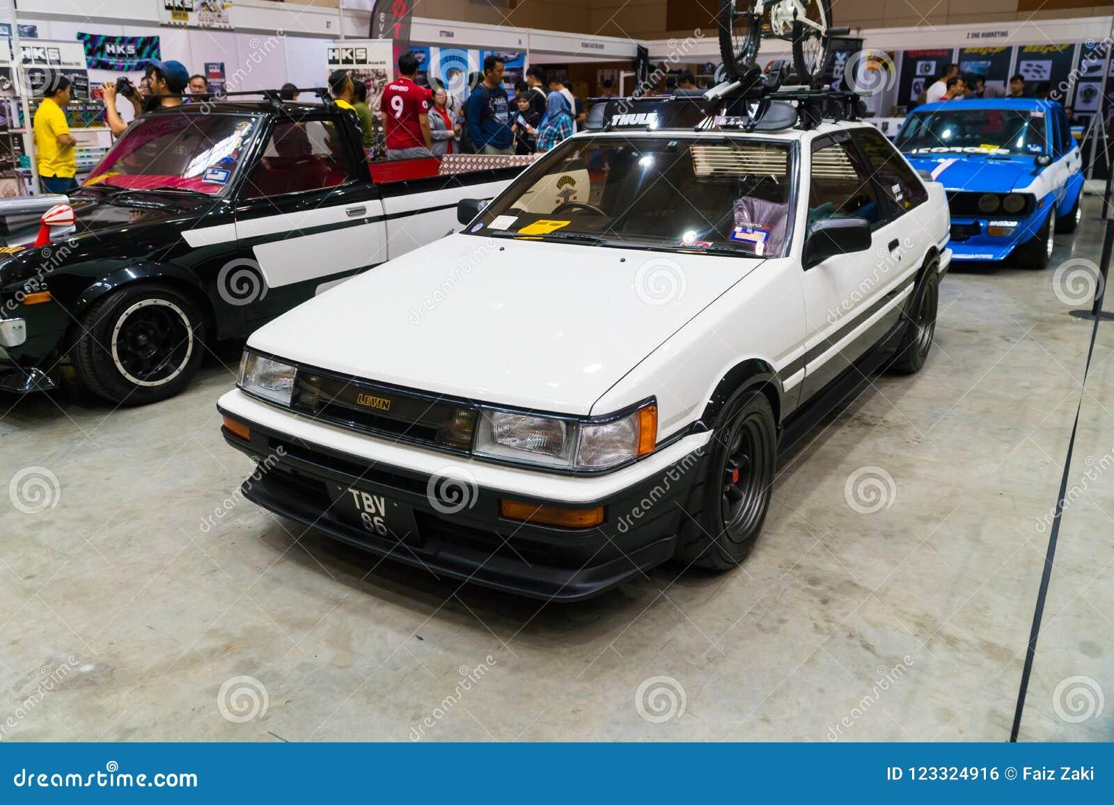 Apex de Toyota Corolla Levin 2Door GT