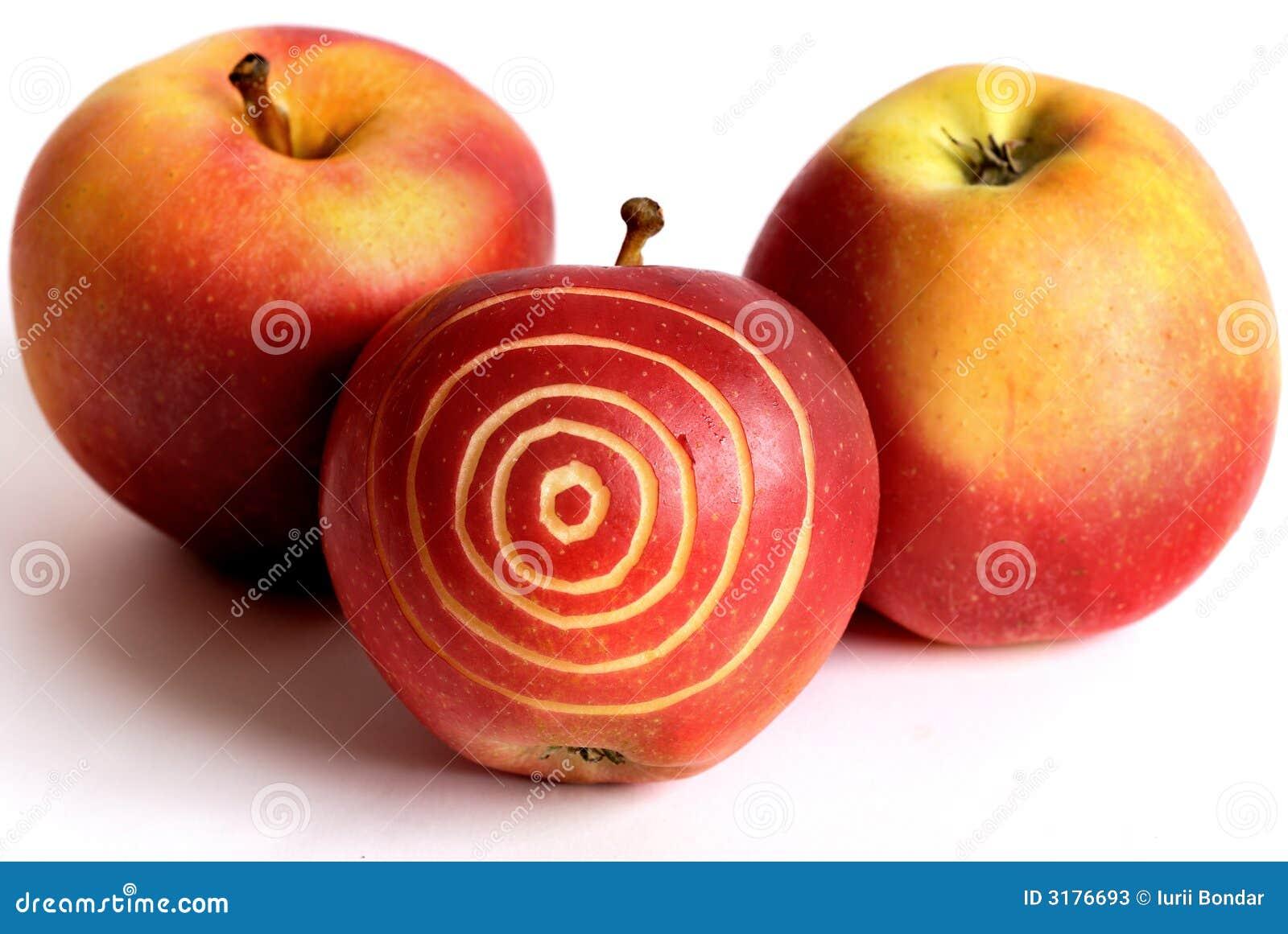Apfel-Ziel