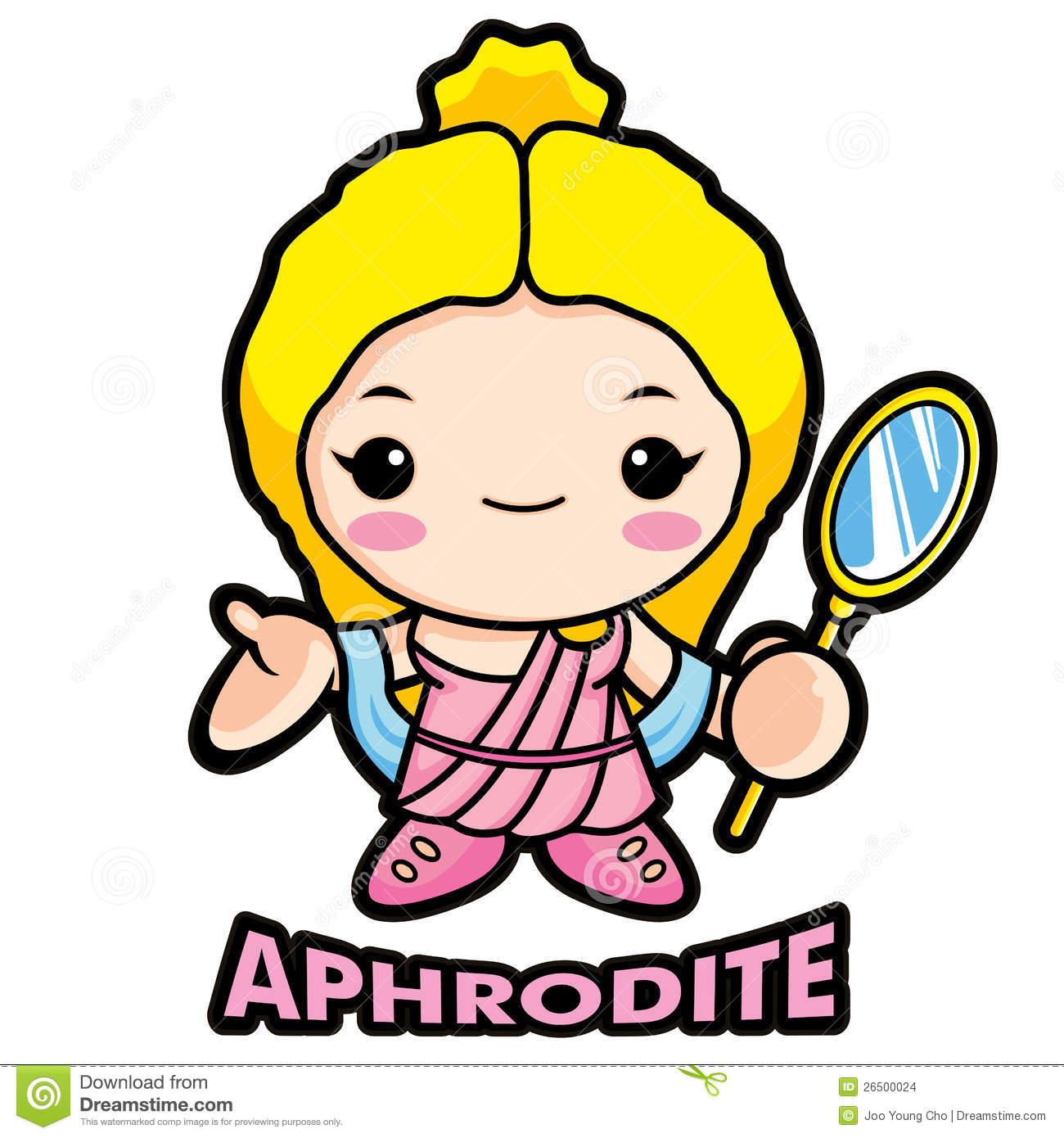 Hera Greek Goddess Cartoon Aphrodite greek god symbol