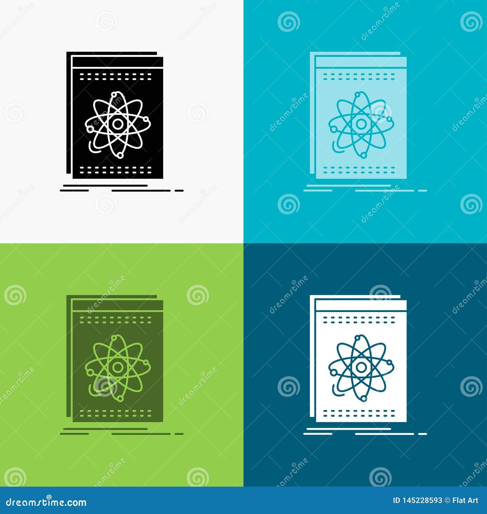 Api, Application, Developer, Platform, Science Icon Over Various