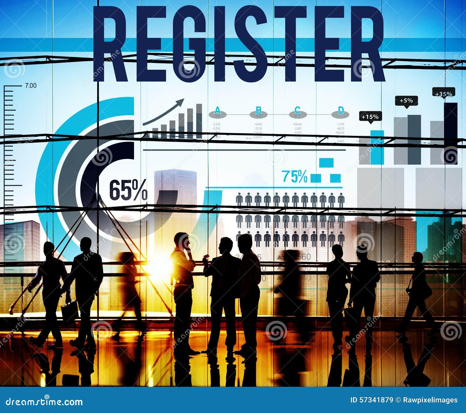 A aplicação Subcribe do registro junta-se aplica o conceito