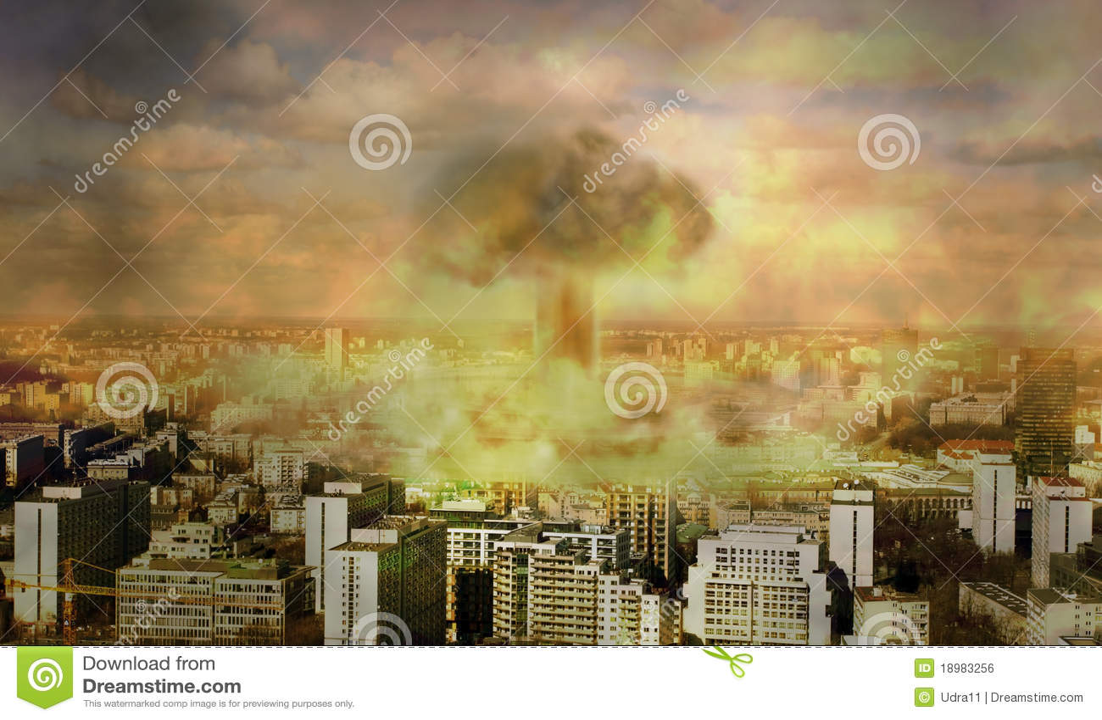 Apocalipse, bomba nuclear