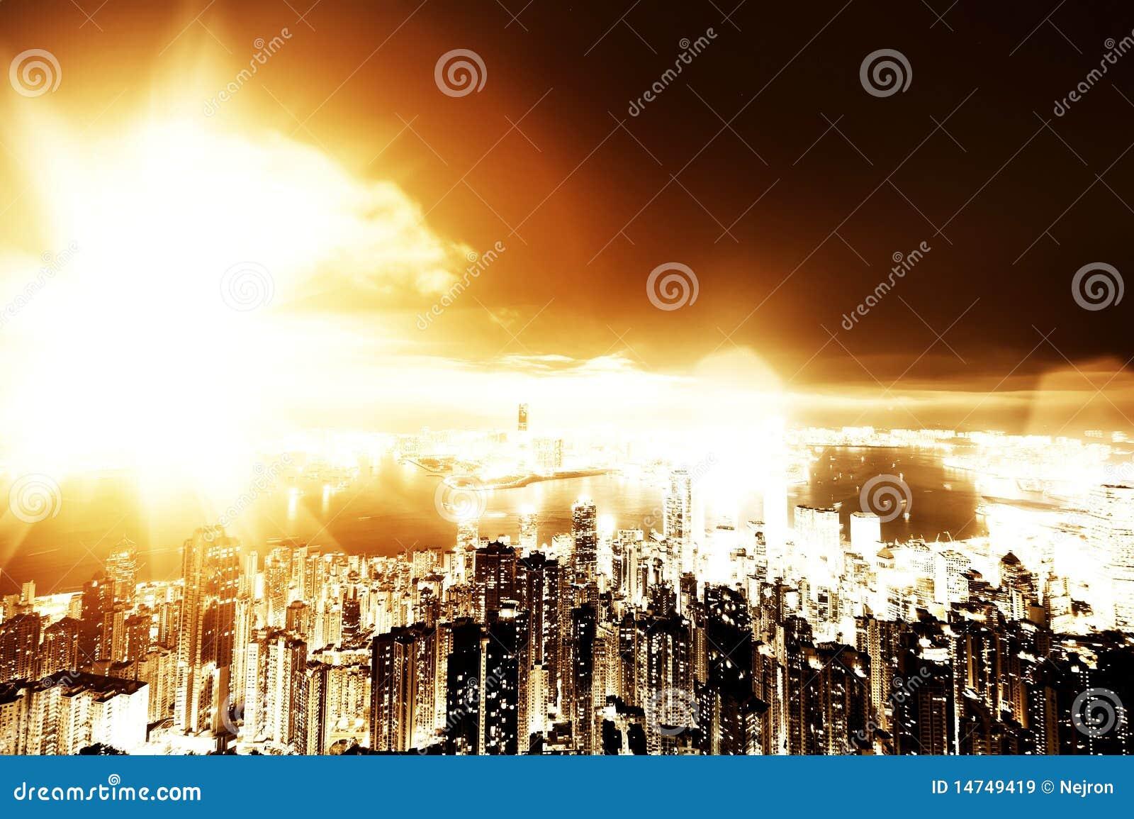 Apocalypse dans la ville