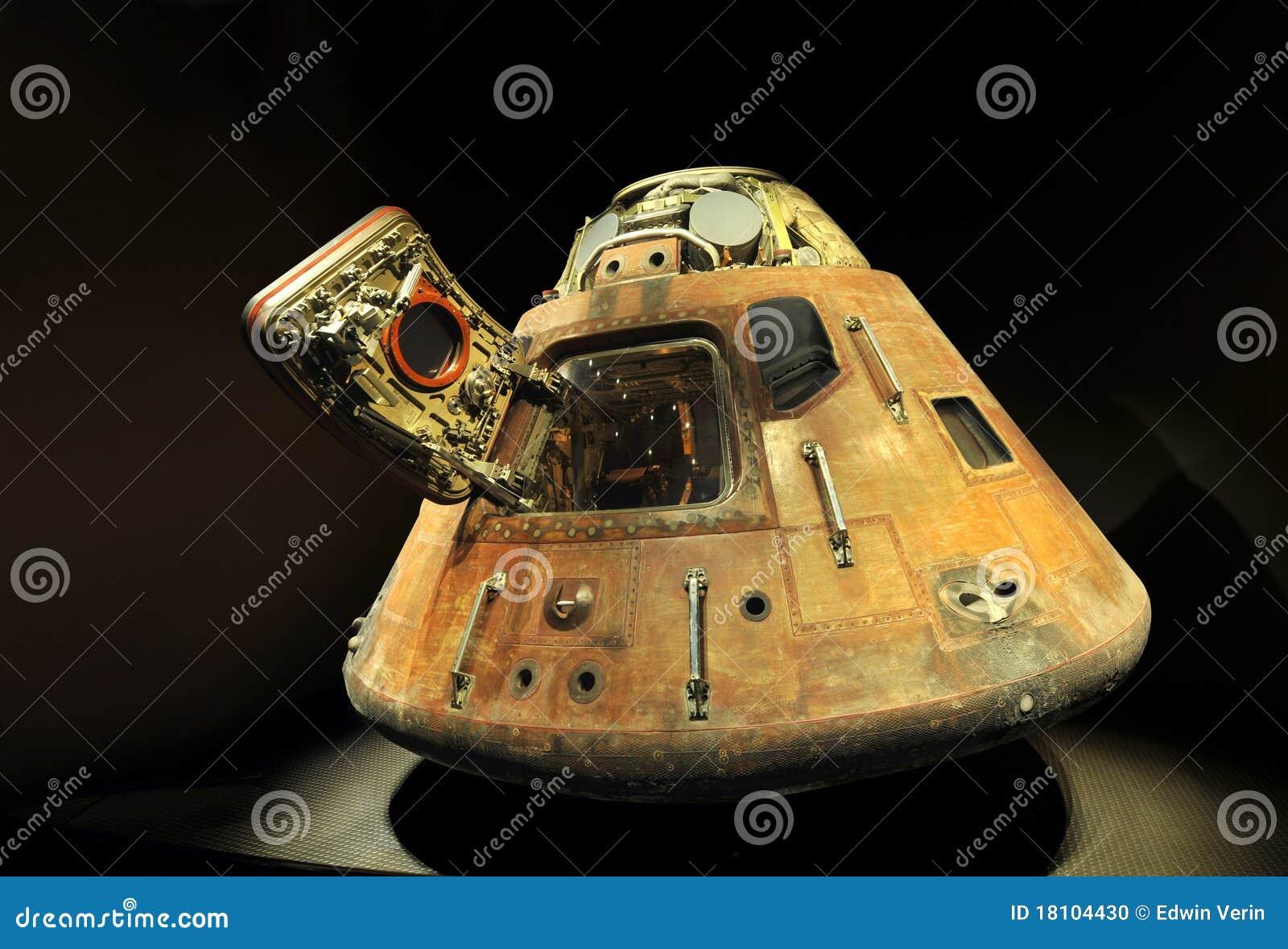 Apollo 13 Lem Capsule Editorial Image Image 18104430