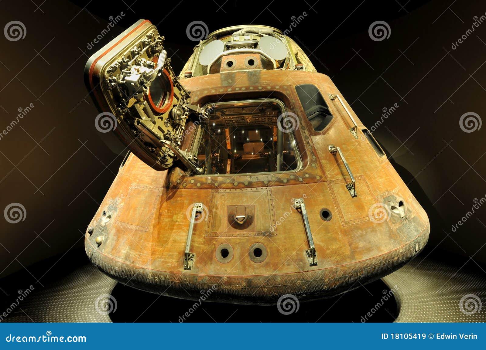 apollo 3 capsule - photo #9