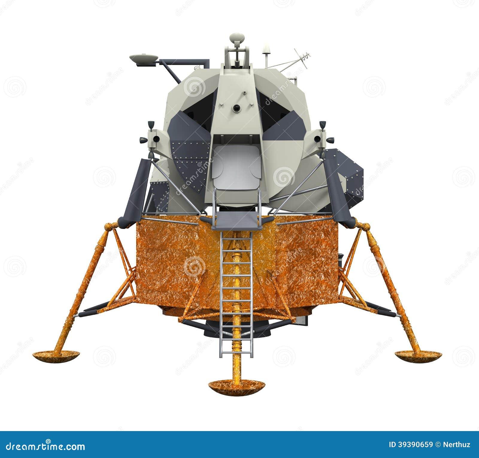 apollo lunar module design - photo #17
