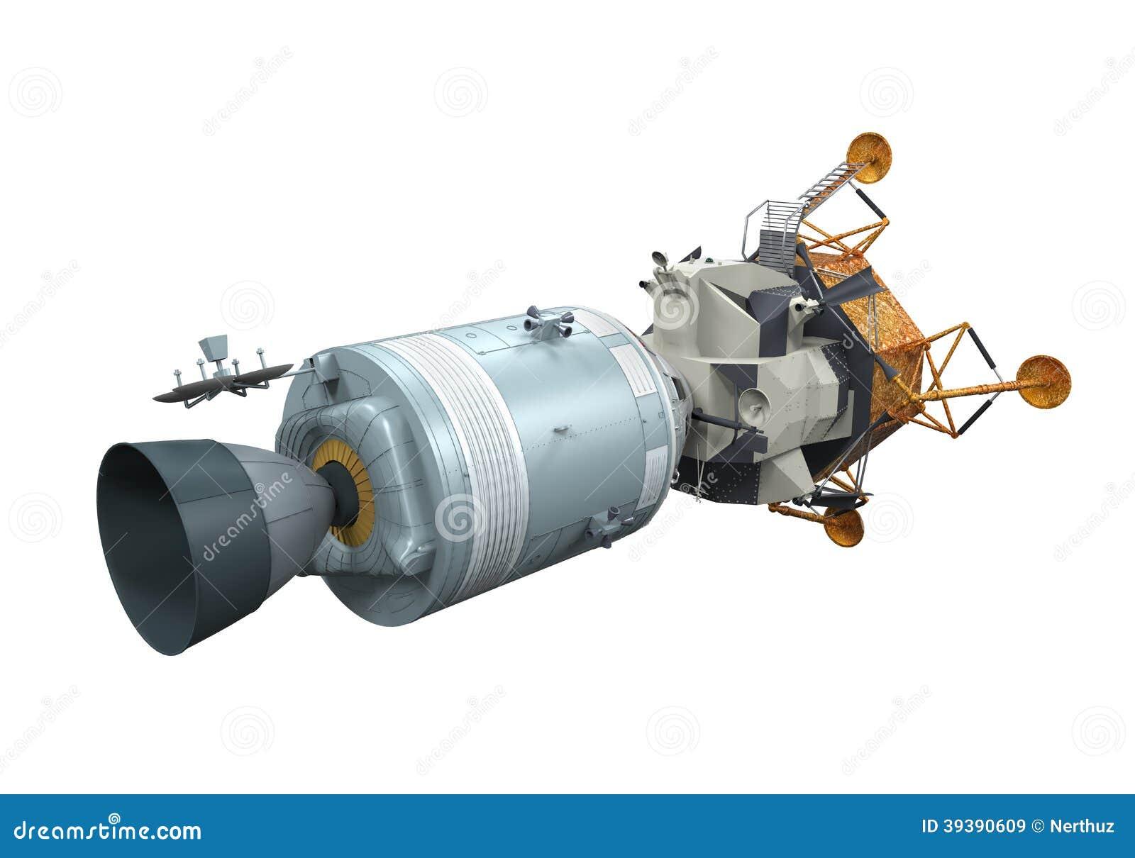 Apollo Module Docking
