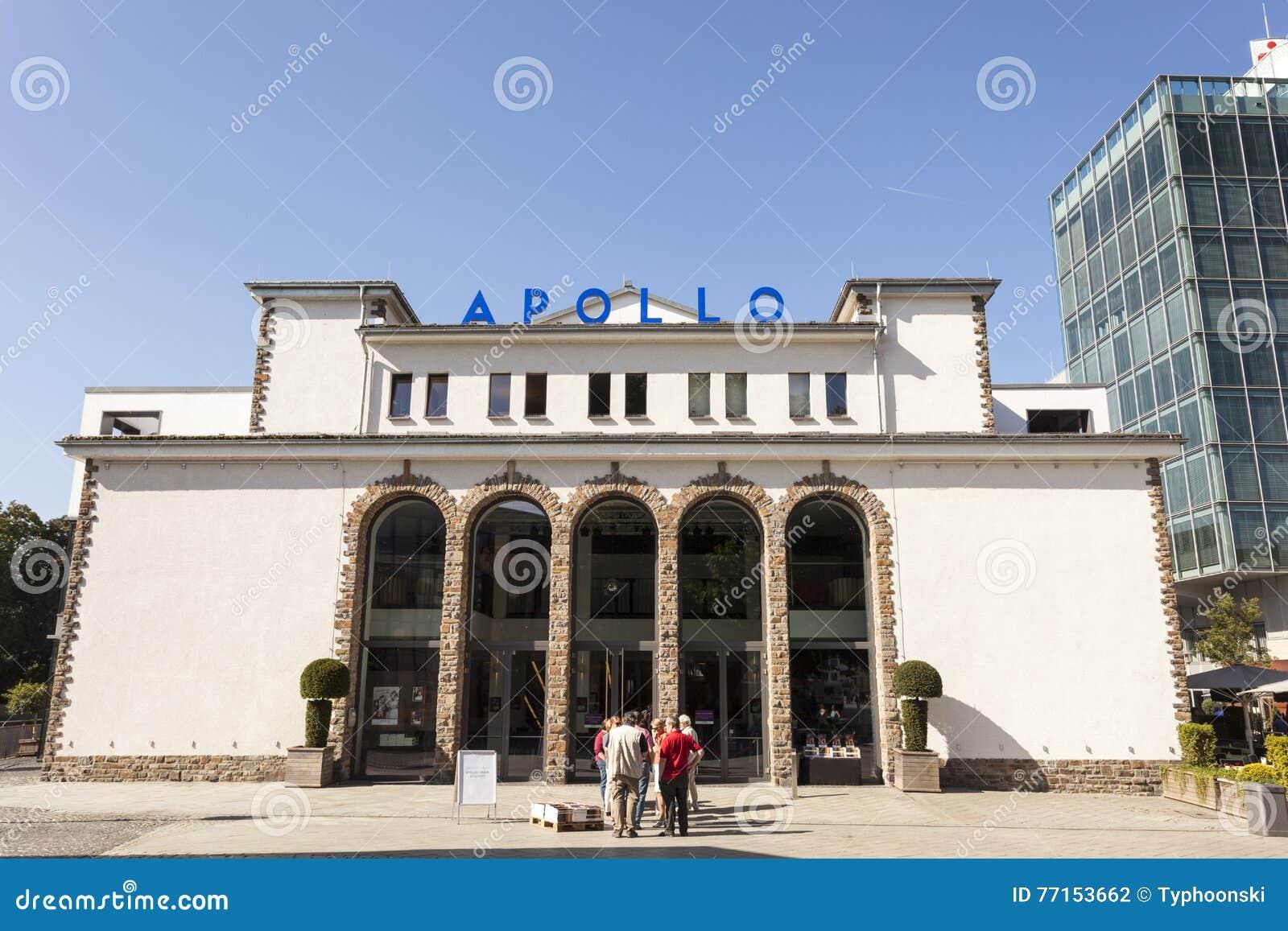 Apollo Theater dans Siegen, Allemagne